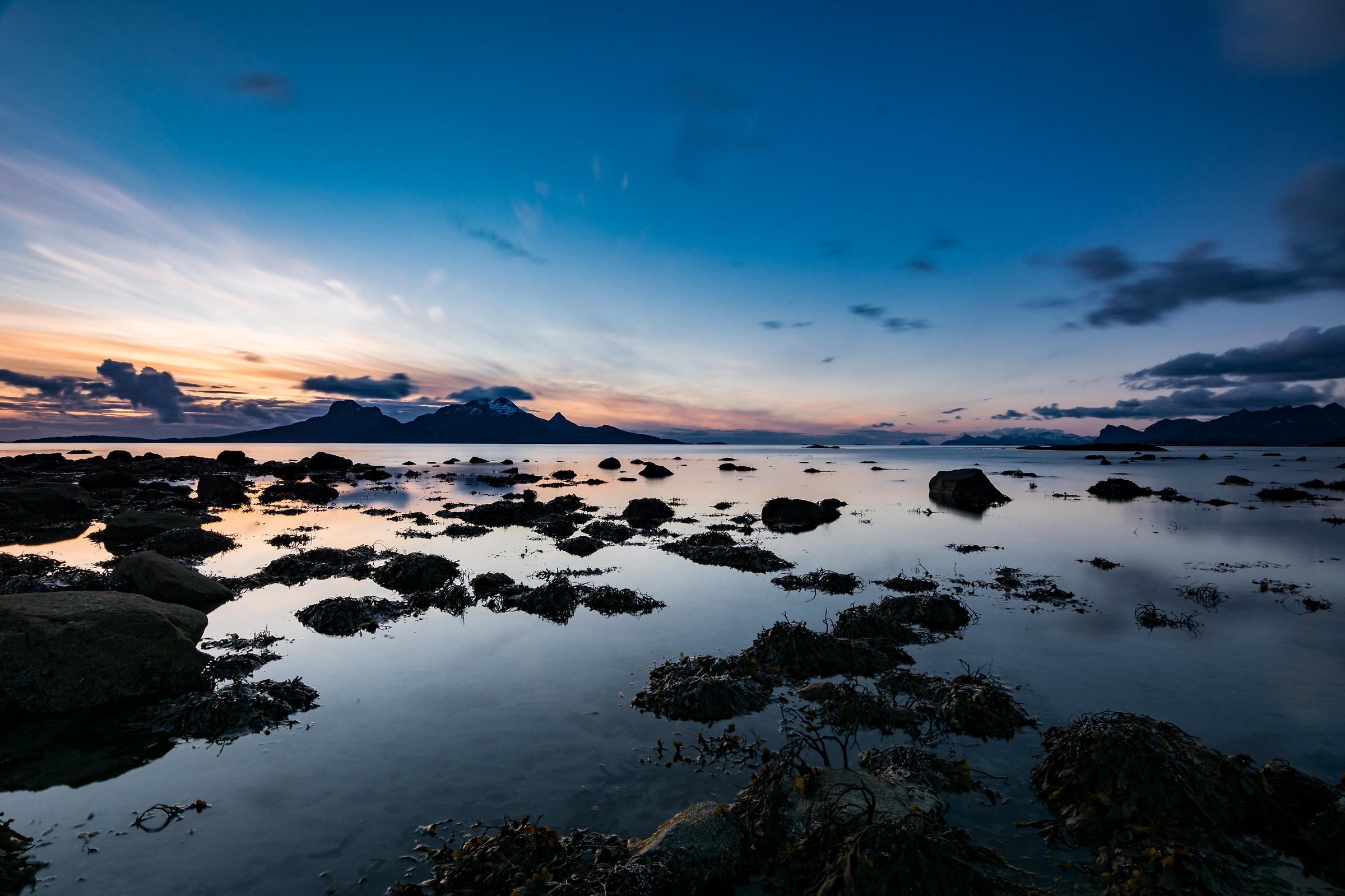 Spiaggia di Vikran - Skivika - Norvegia 2016...