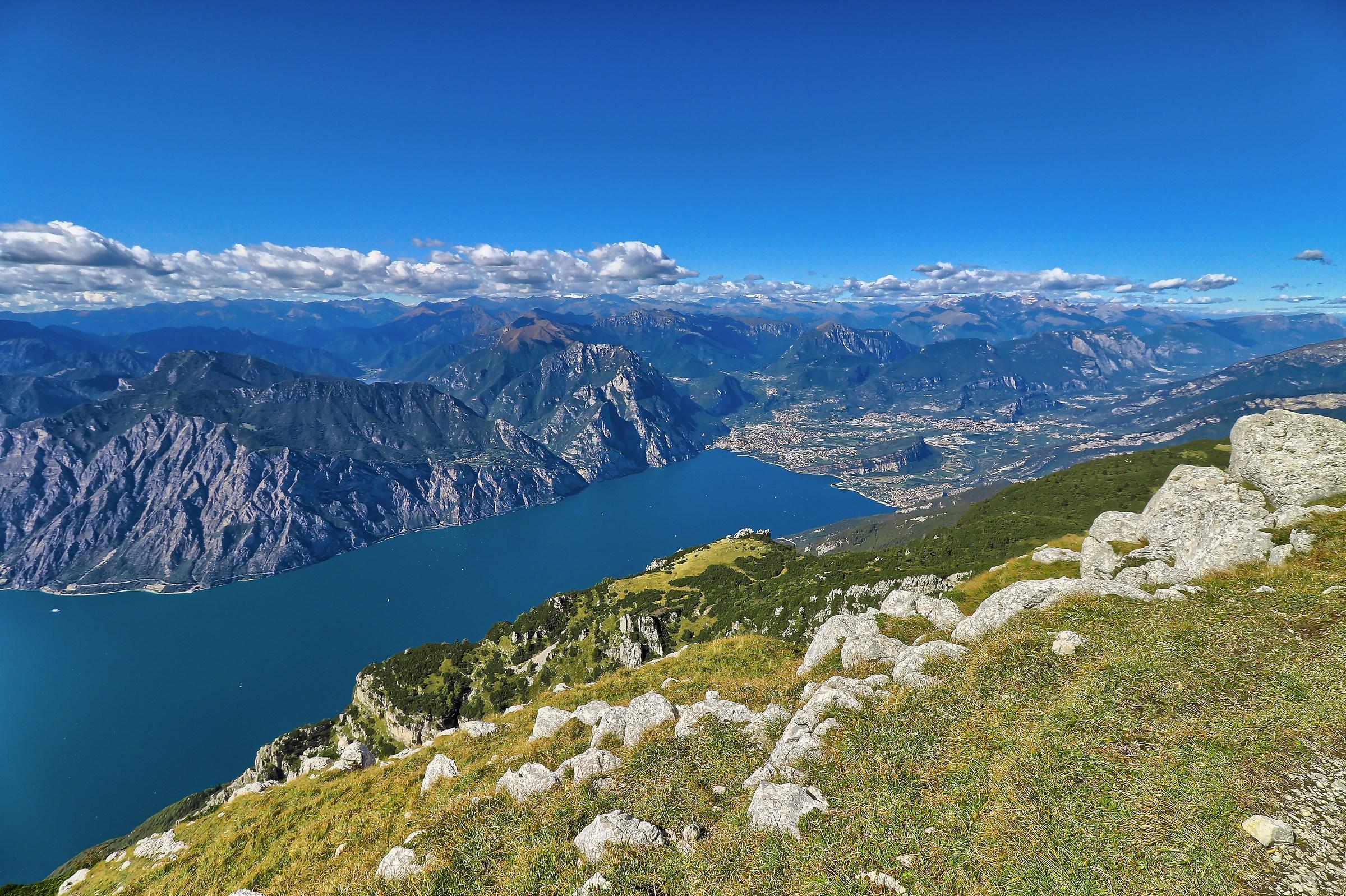 Monte High Lake Garda...