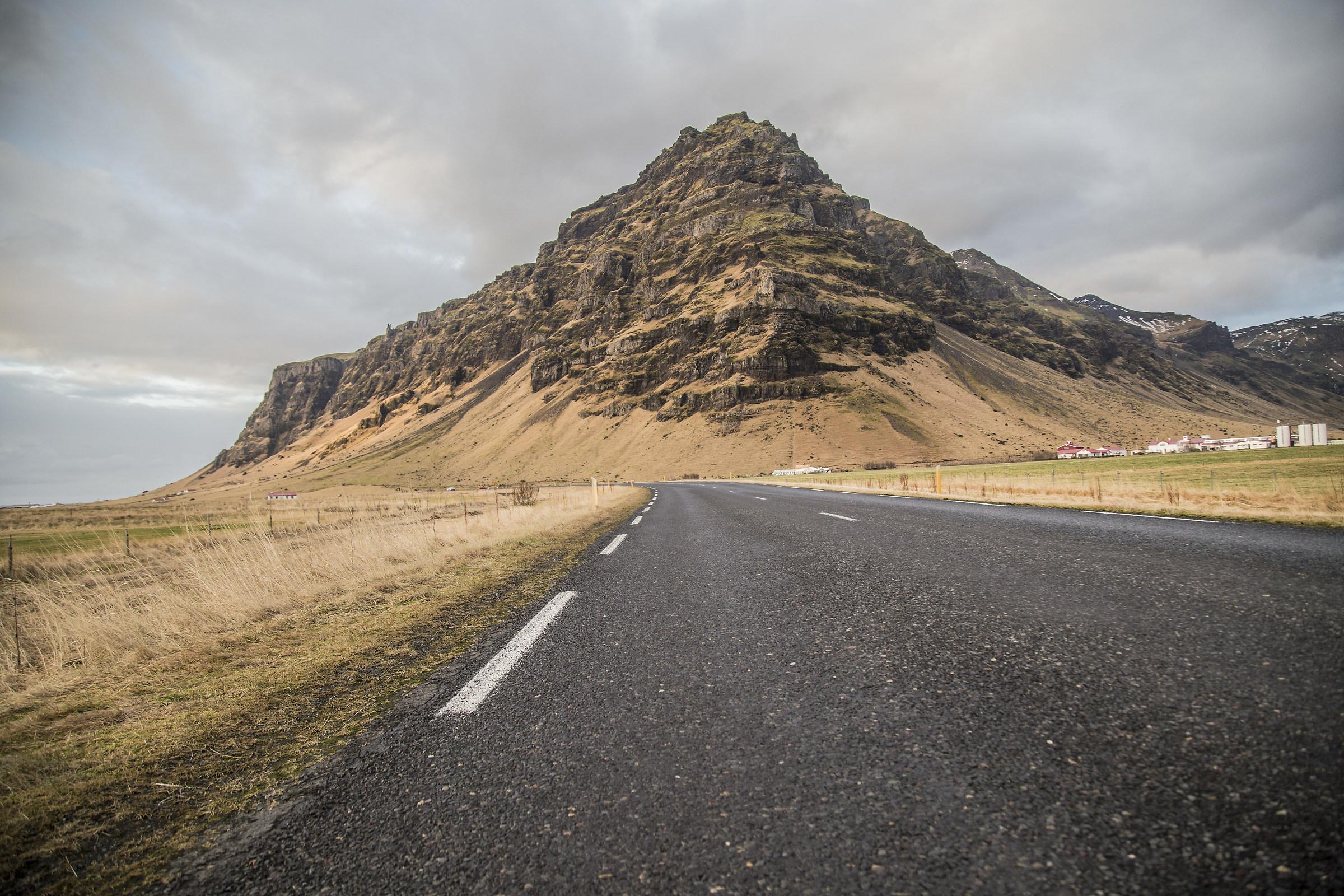 Ejafjallajokull, the best known volcano...