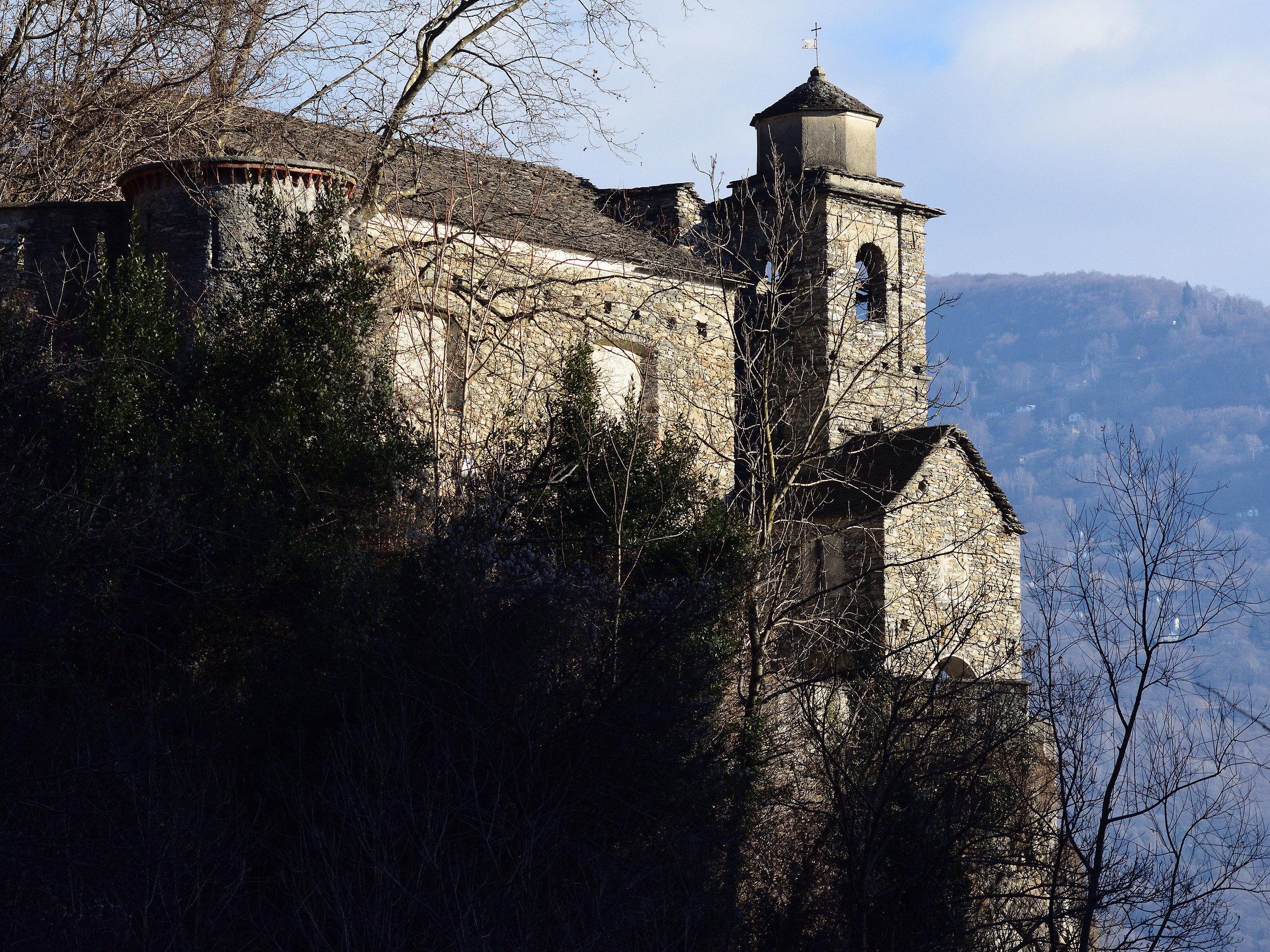 Church On The Crag...