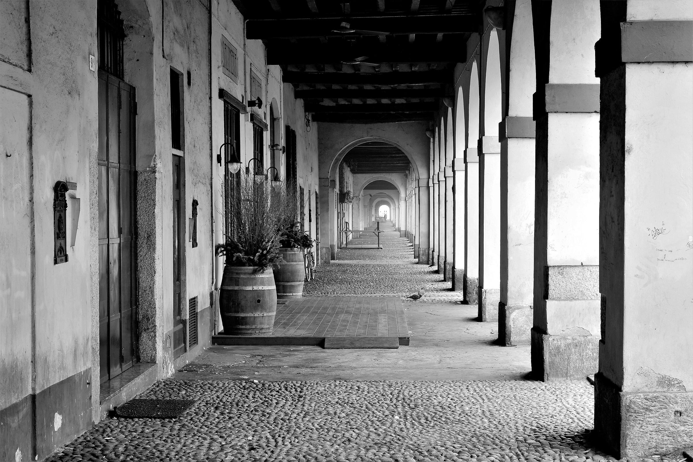 Borgo Calvenzano...