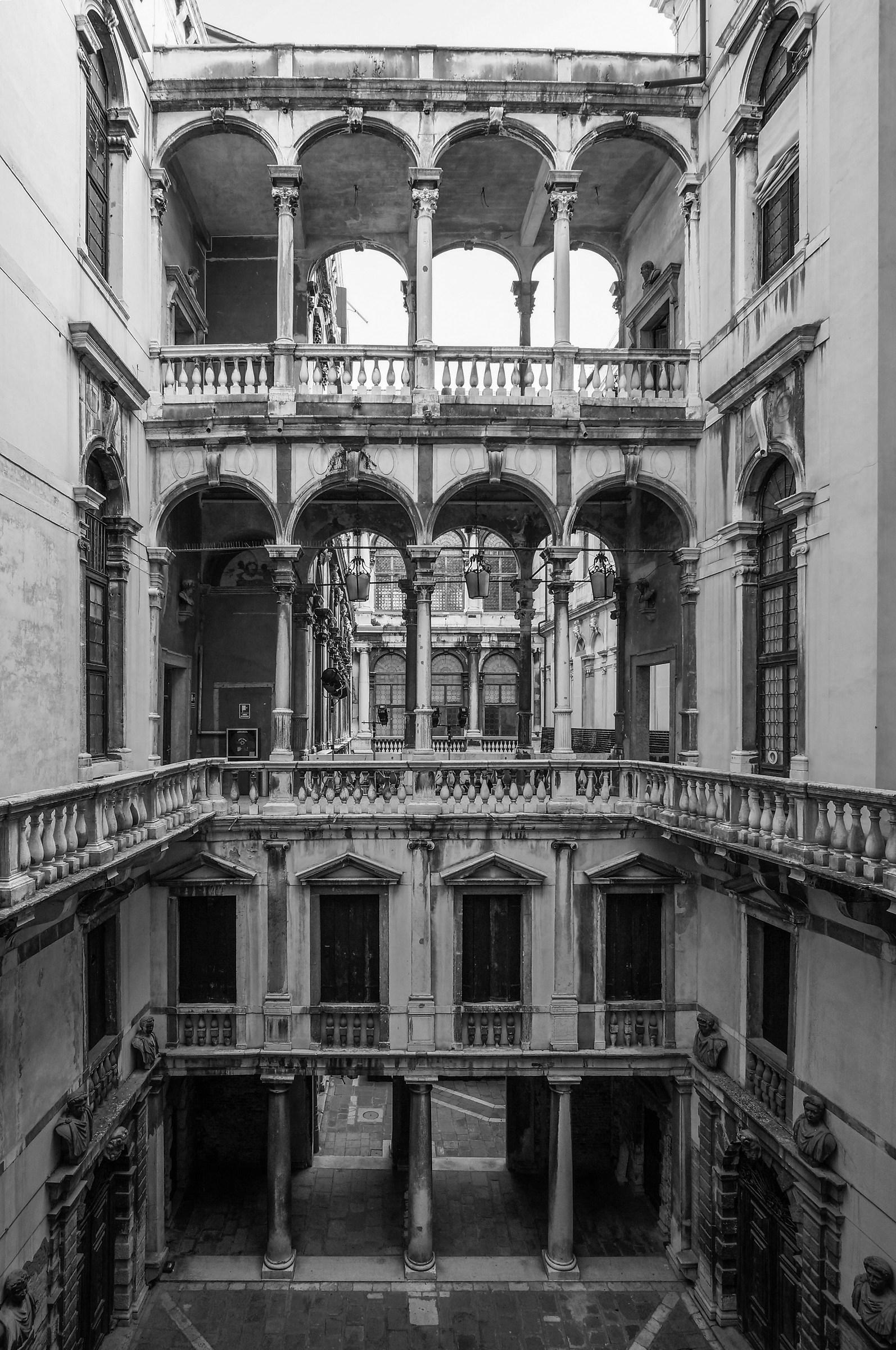 Palazzo Pisani (Conservatorio Benedetto Marcello) - 2...