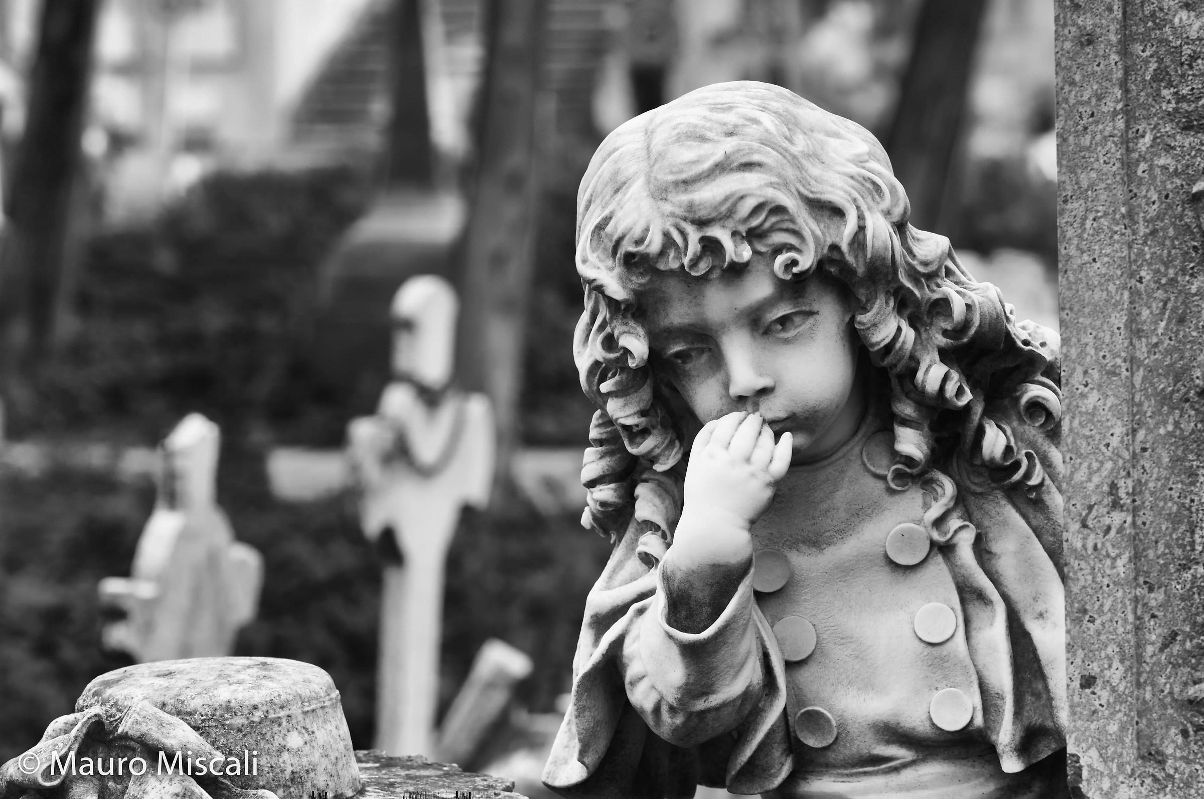 Gravestones...