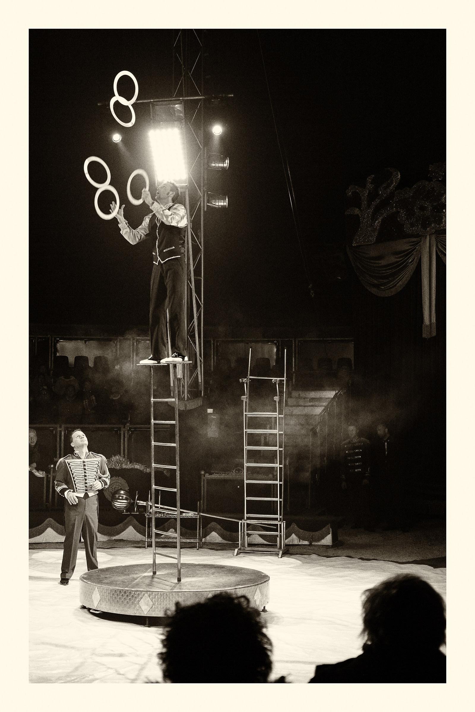 Circus III...