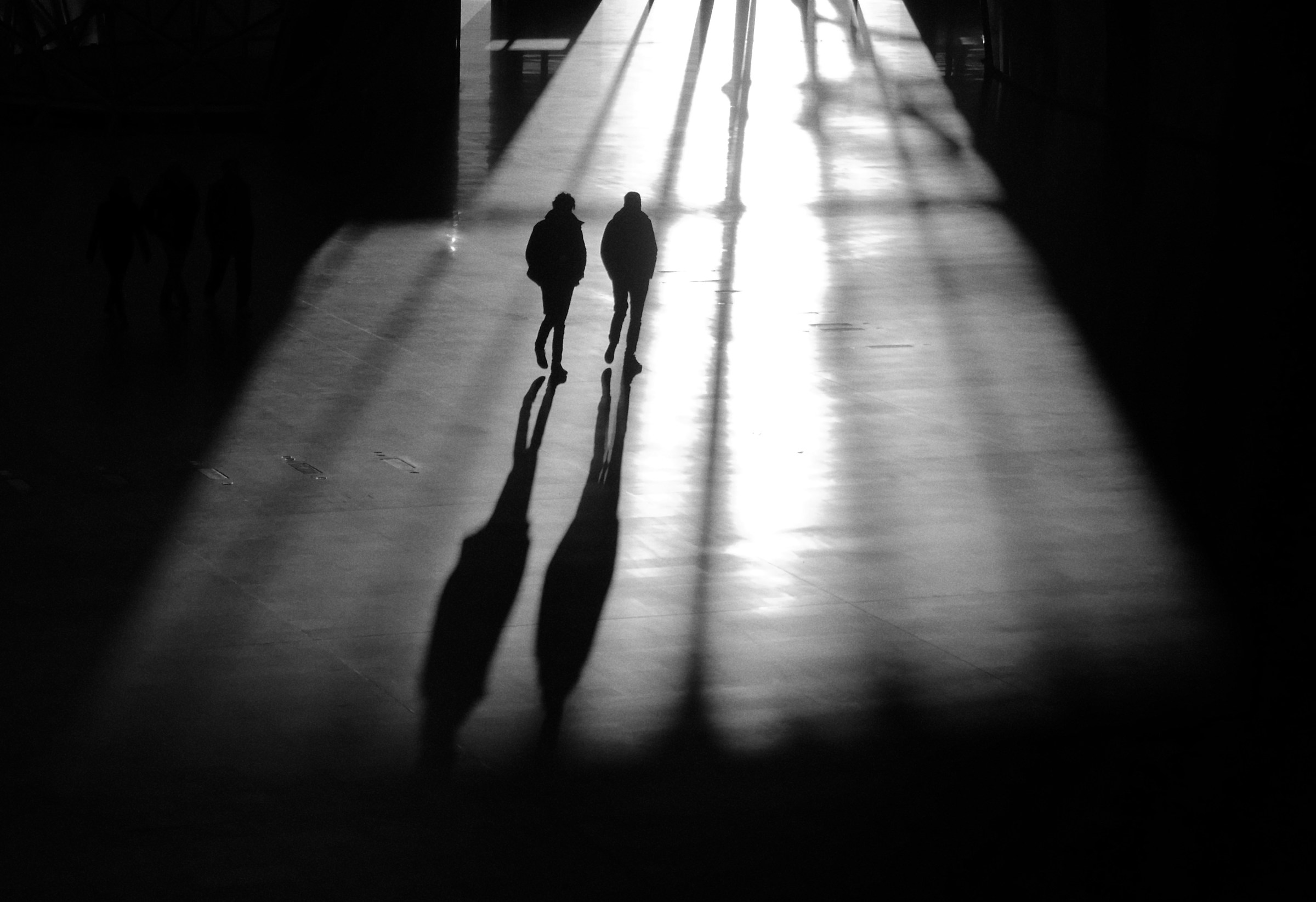 Lost in the Light...