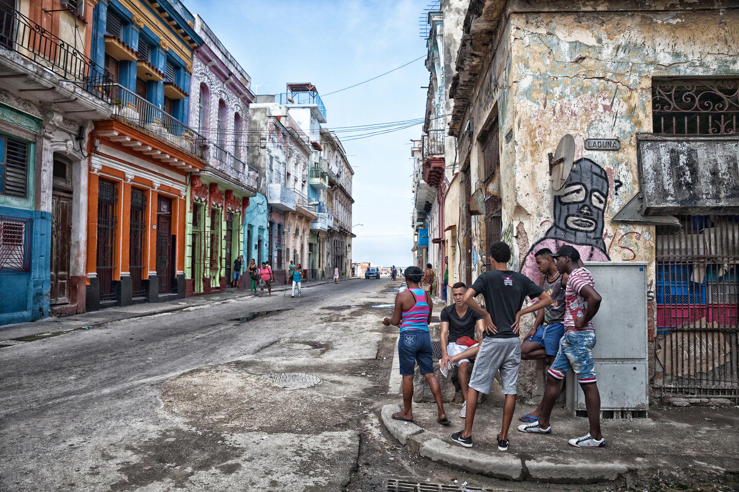Habana Vieja...