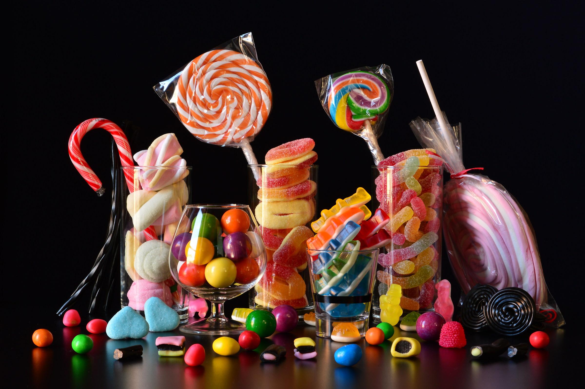 No candy. 3...