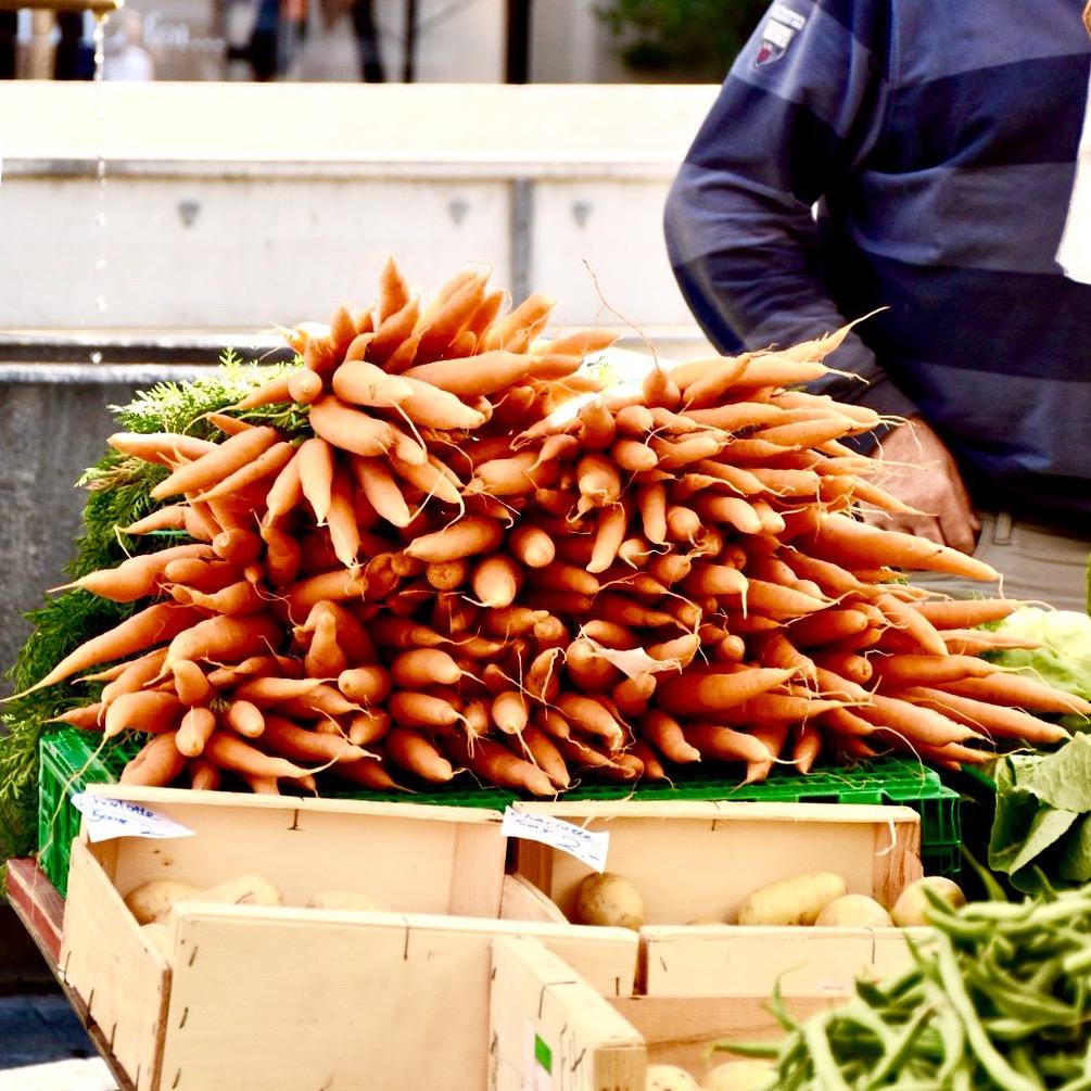 Carrots, carrots, carrots...