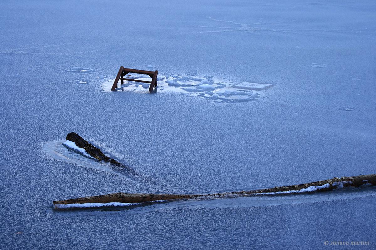 Galleggiando sul ghiaccio n.1...