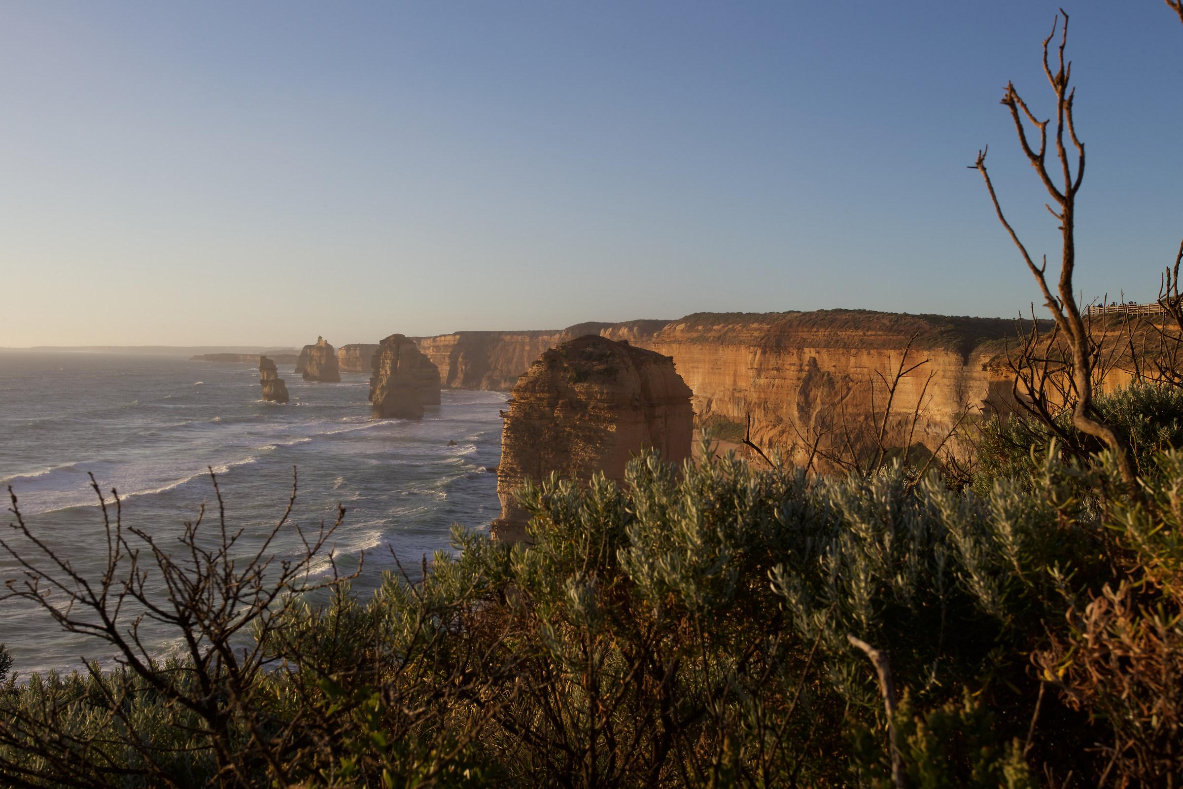 """The Twelve Apostles"" (Victoria, Australia)..."