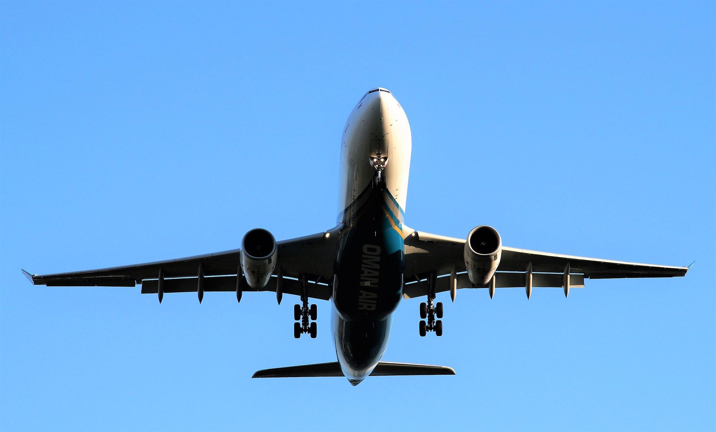 Oman Air...