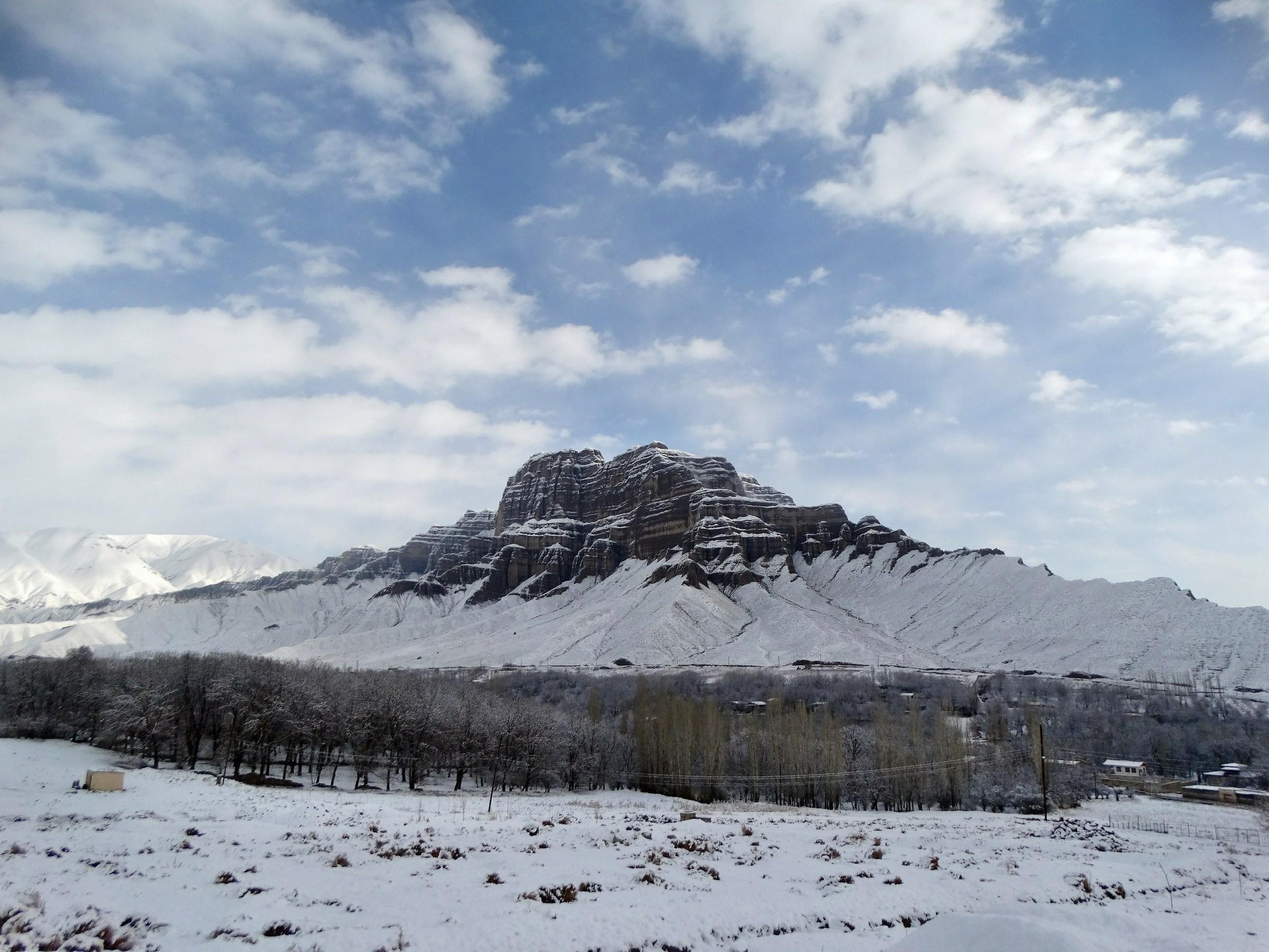 Anar kandoo mountain...