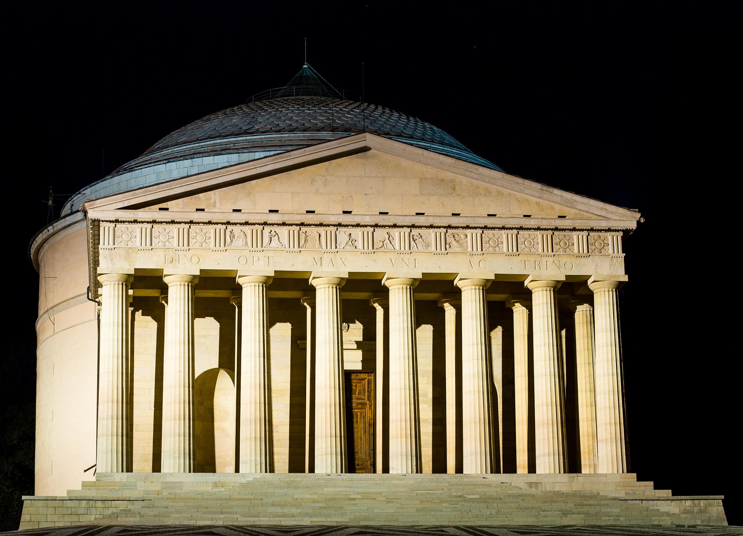 Temple of Possagno...
