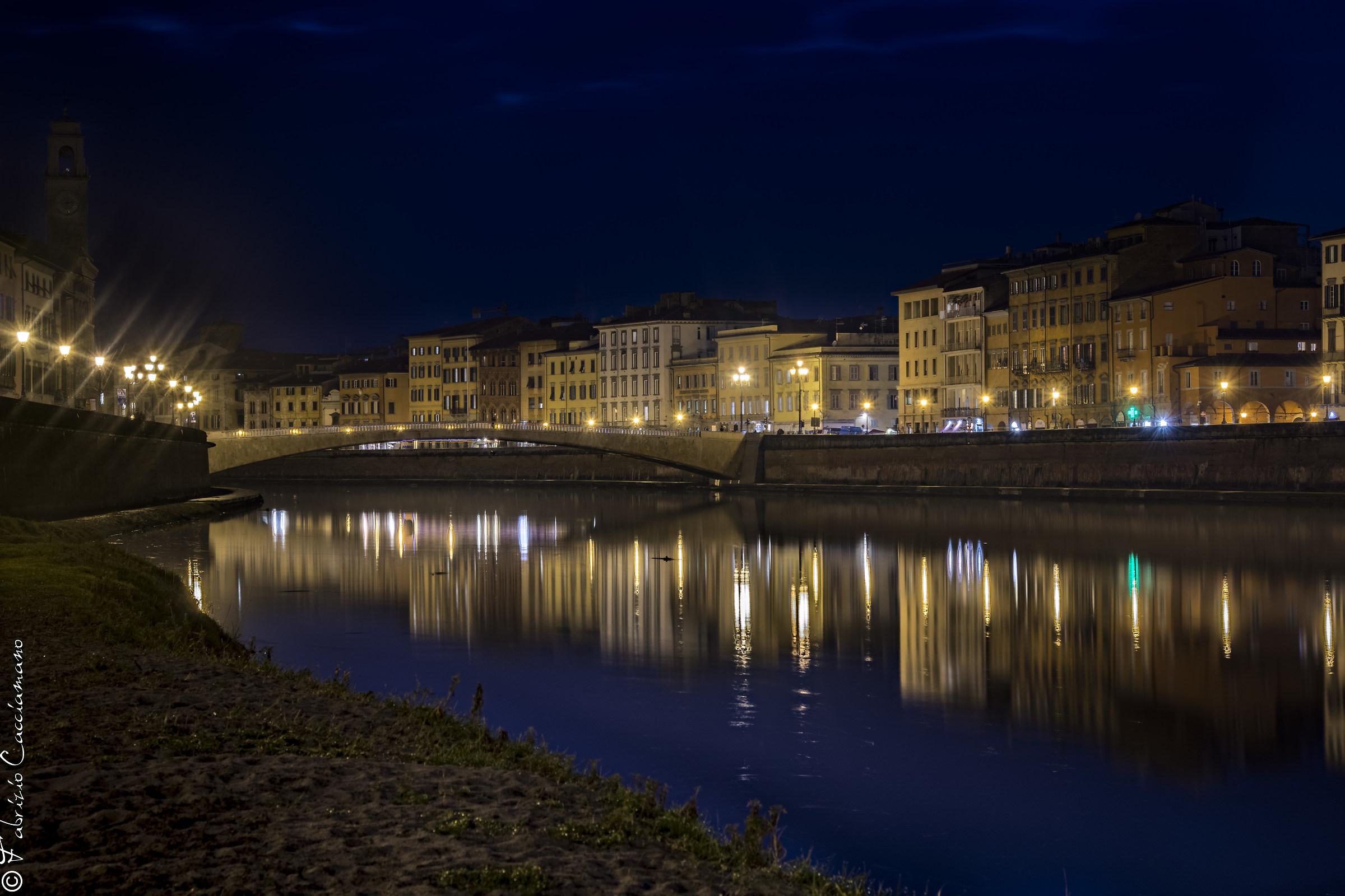 Sull'Arno...