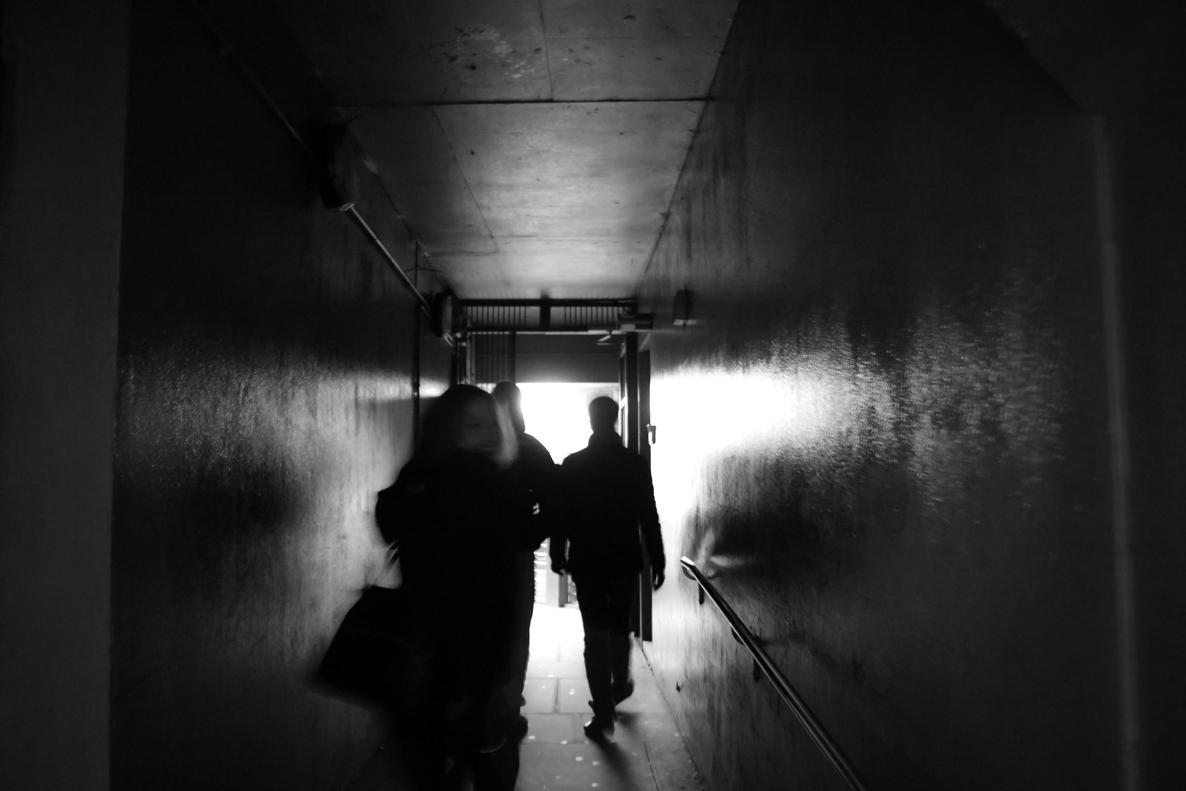 London Tunnel...