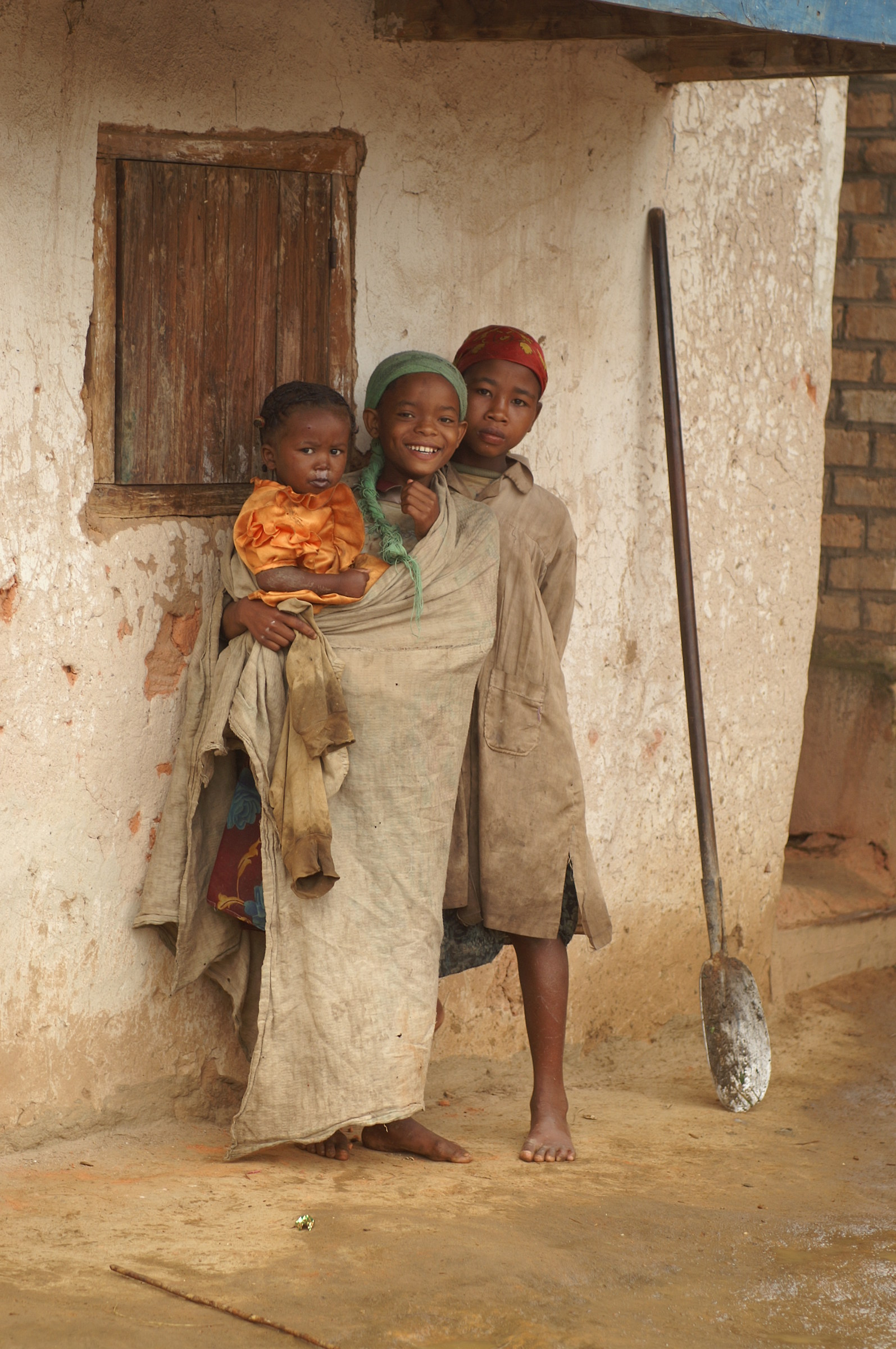 Brother and sisters - Madagascar...