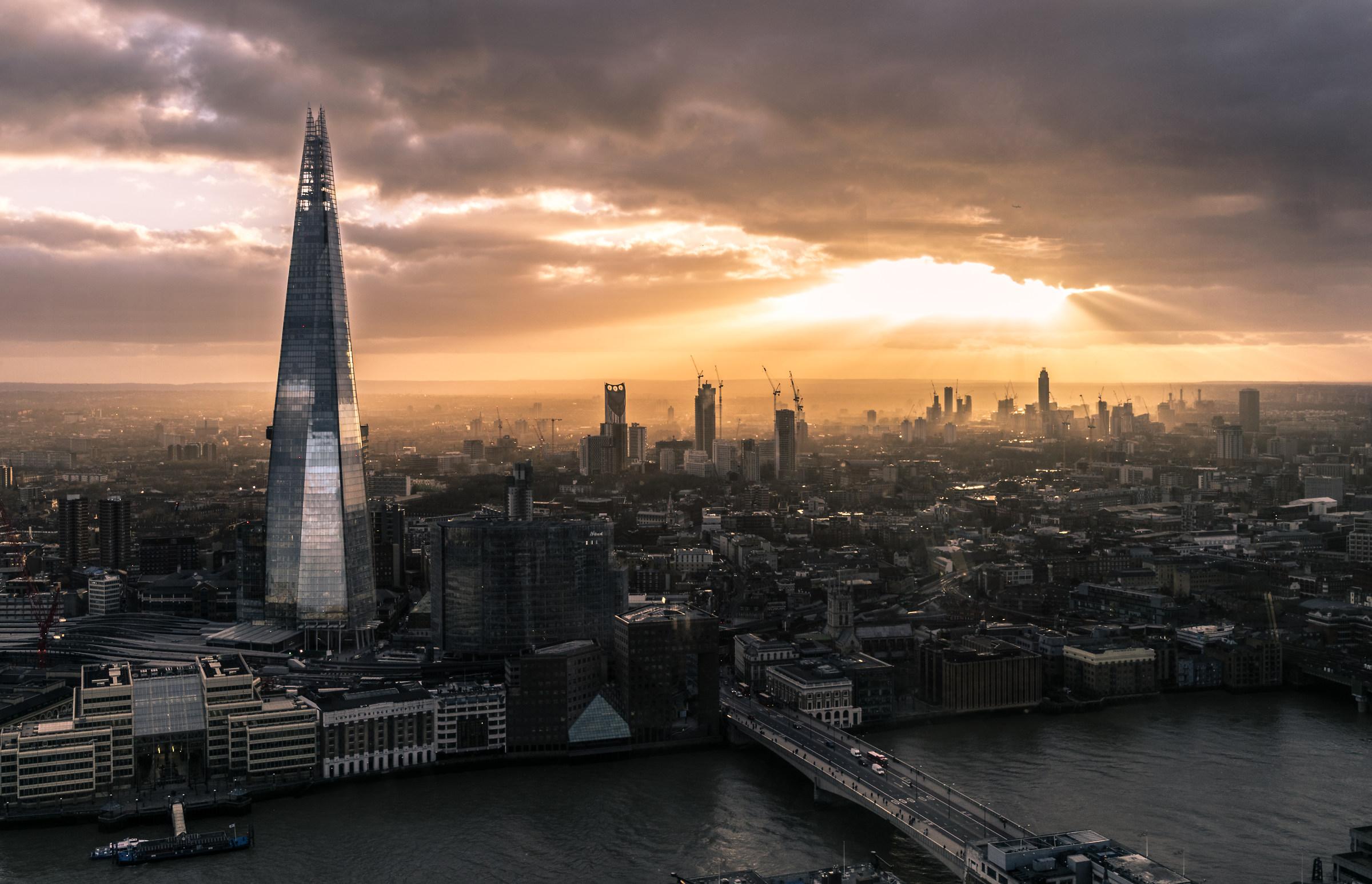 Spotlight On The City...