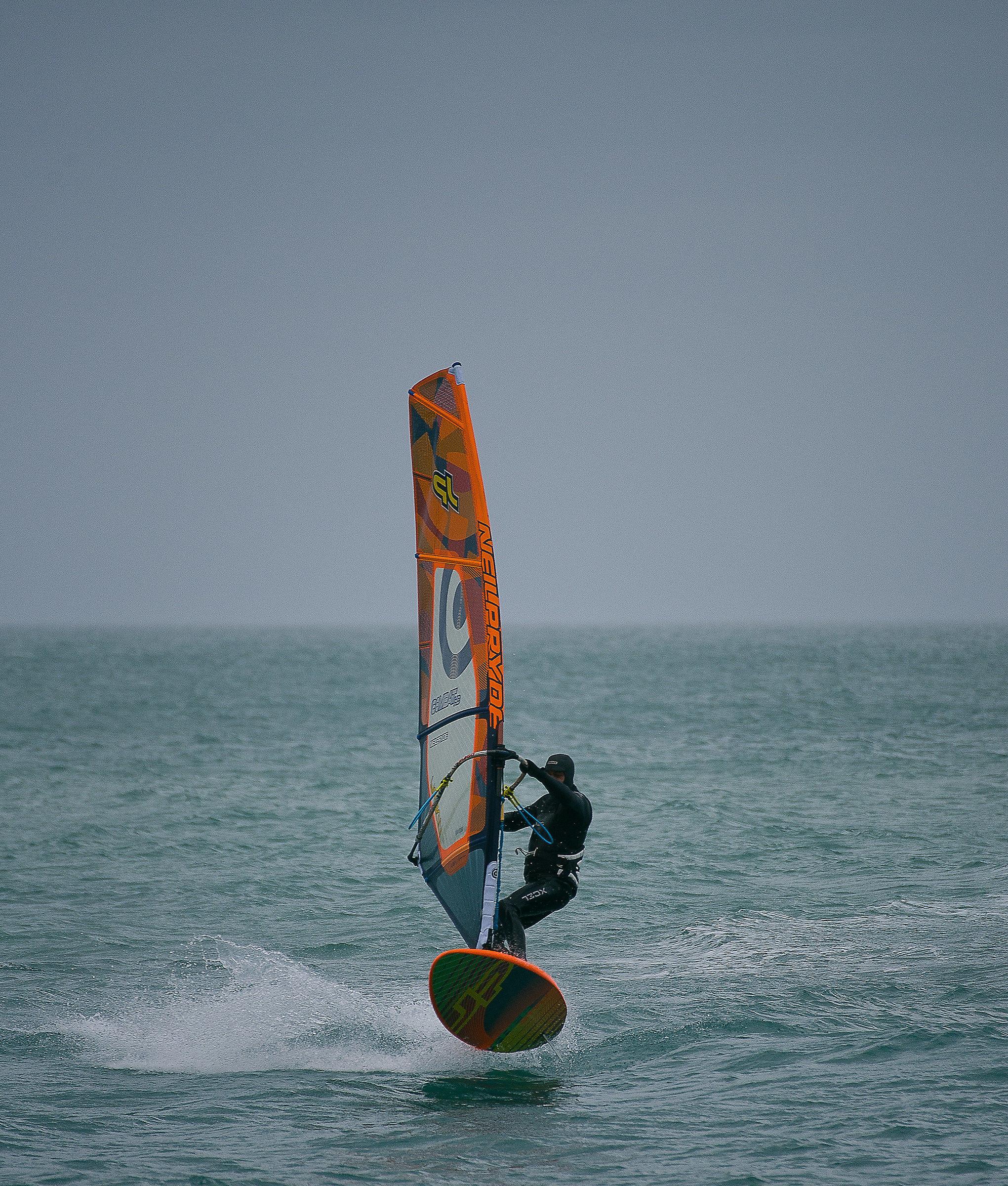 Windsurf Portonovo...