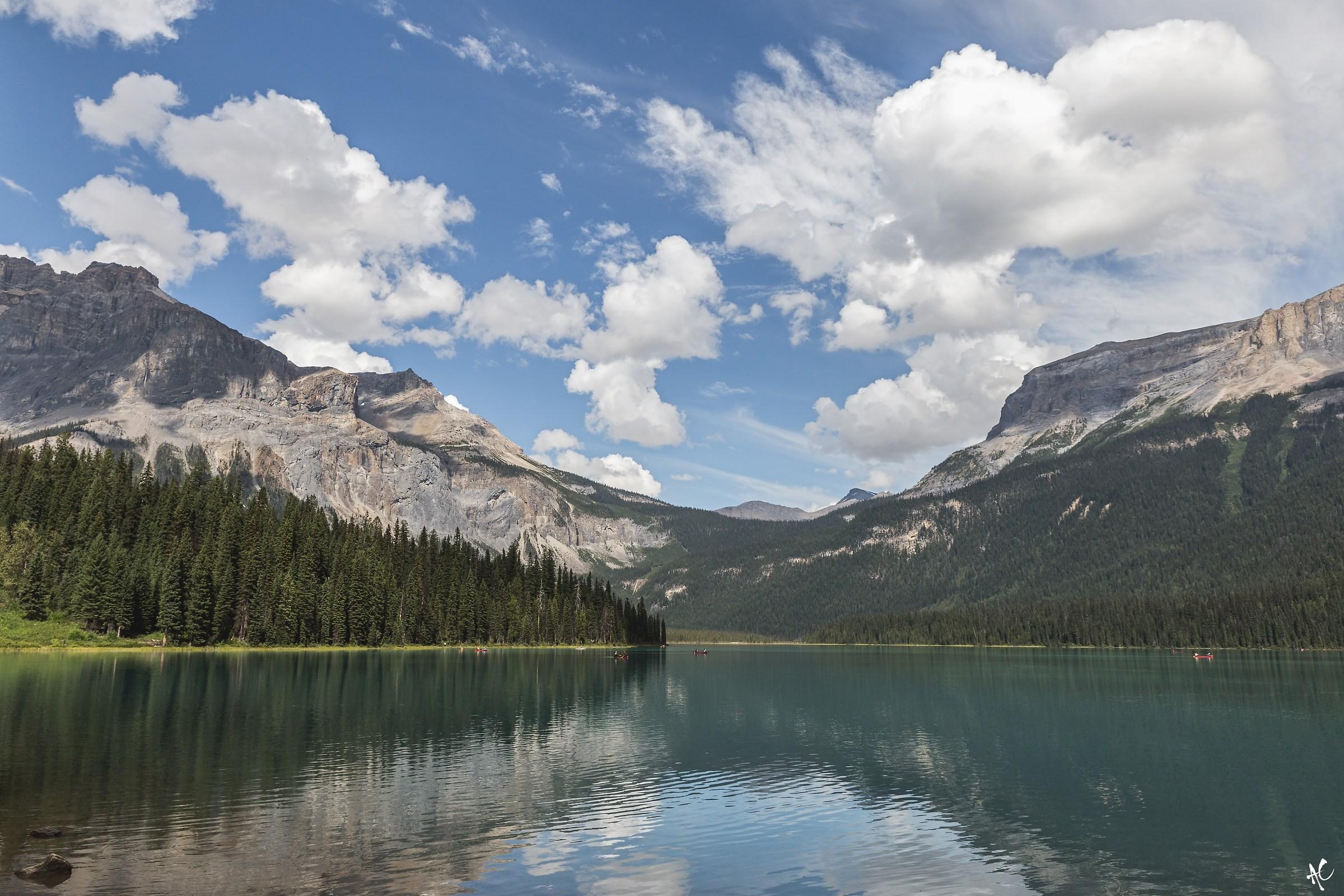 Emerald Lake (Canada)...