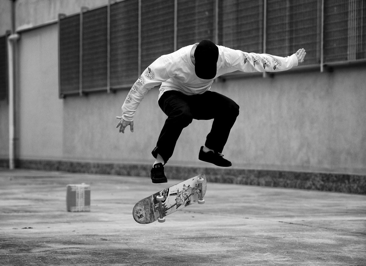 skater...