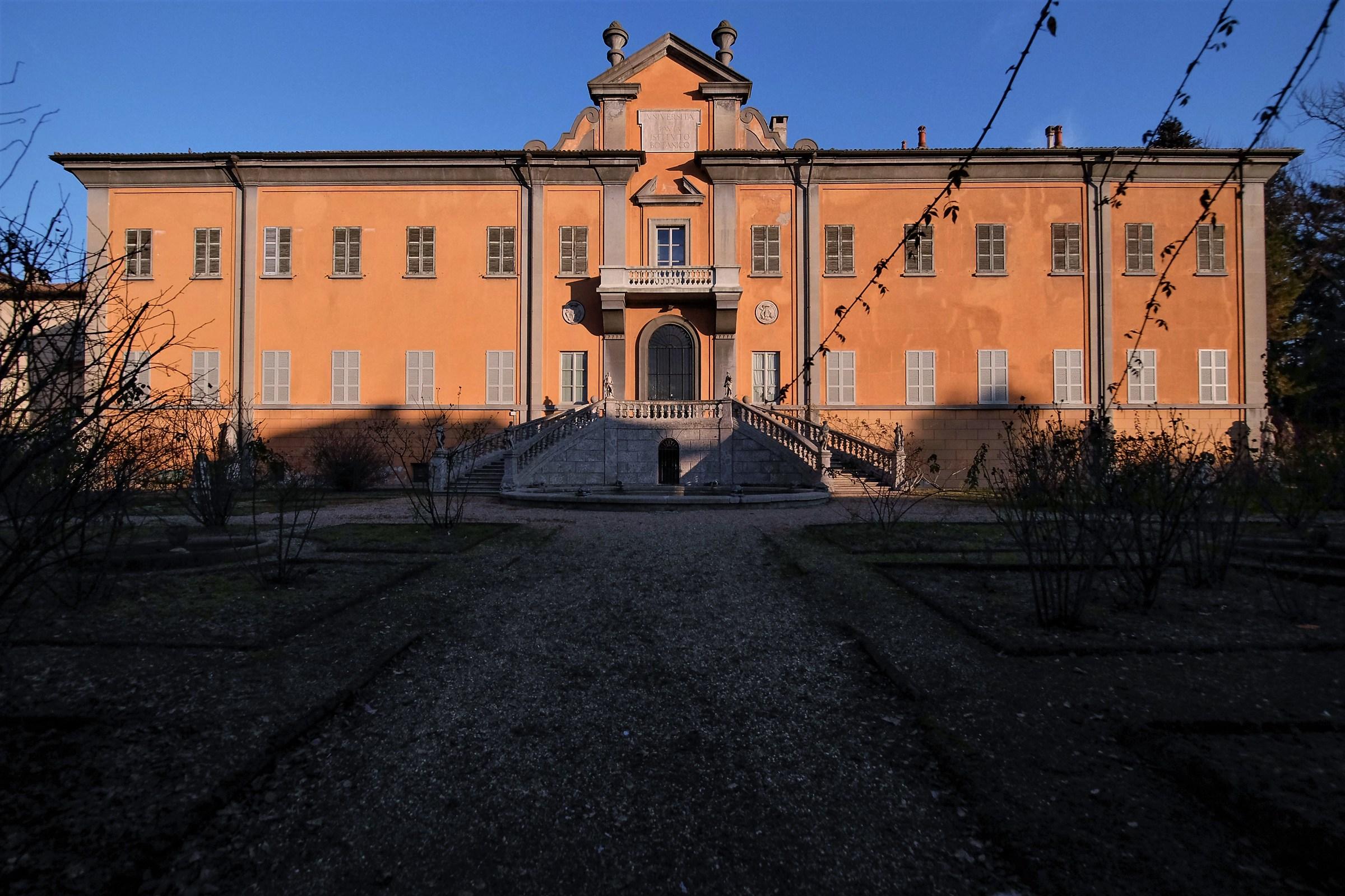 Orto Botanico Pavia...
