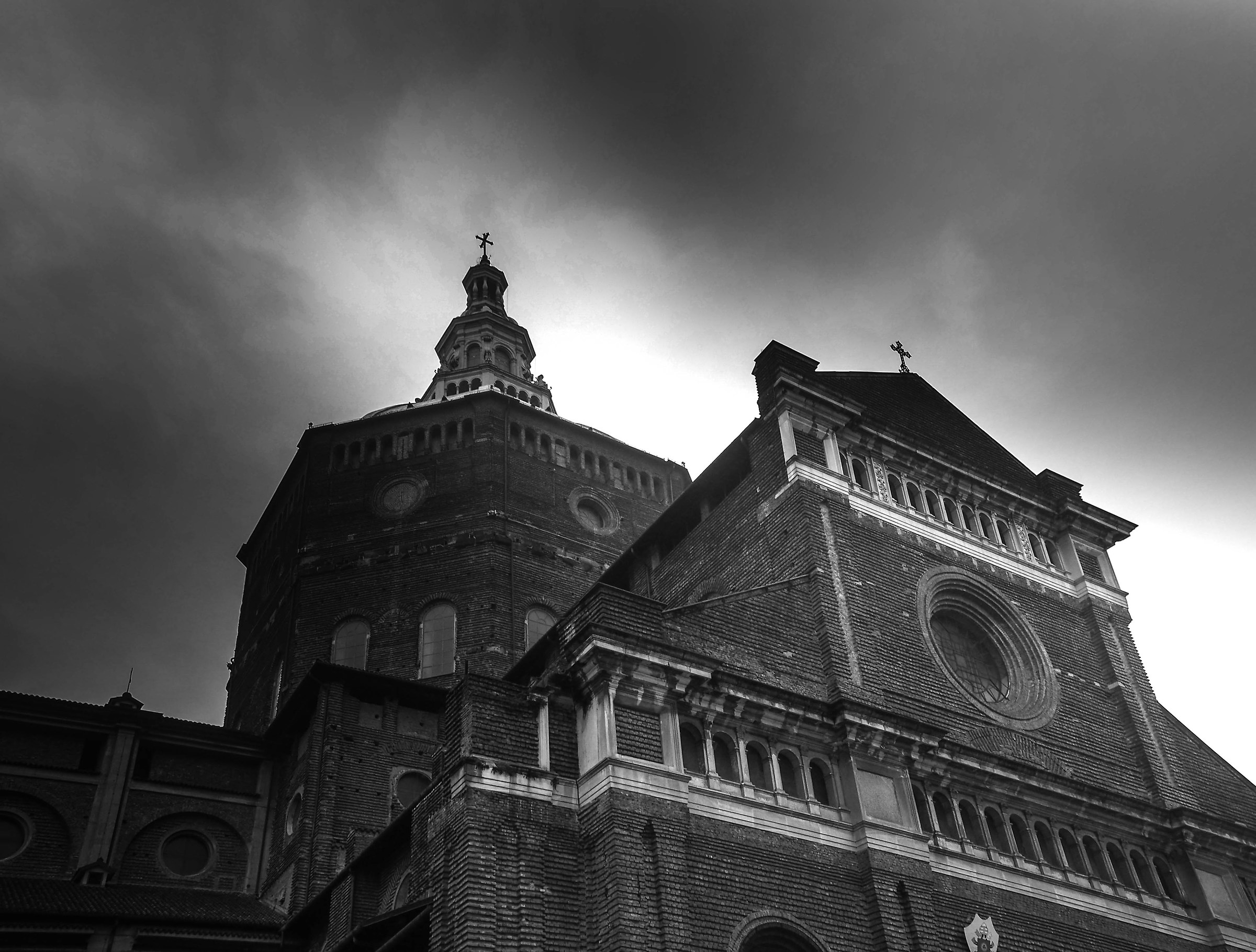 Pavia Cathedral...