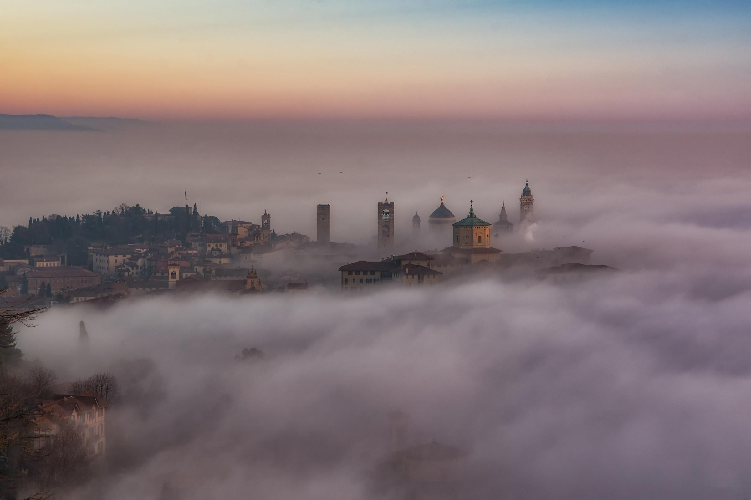 un mare di nebbia 2...