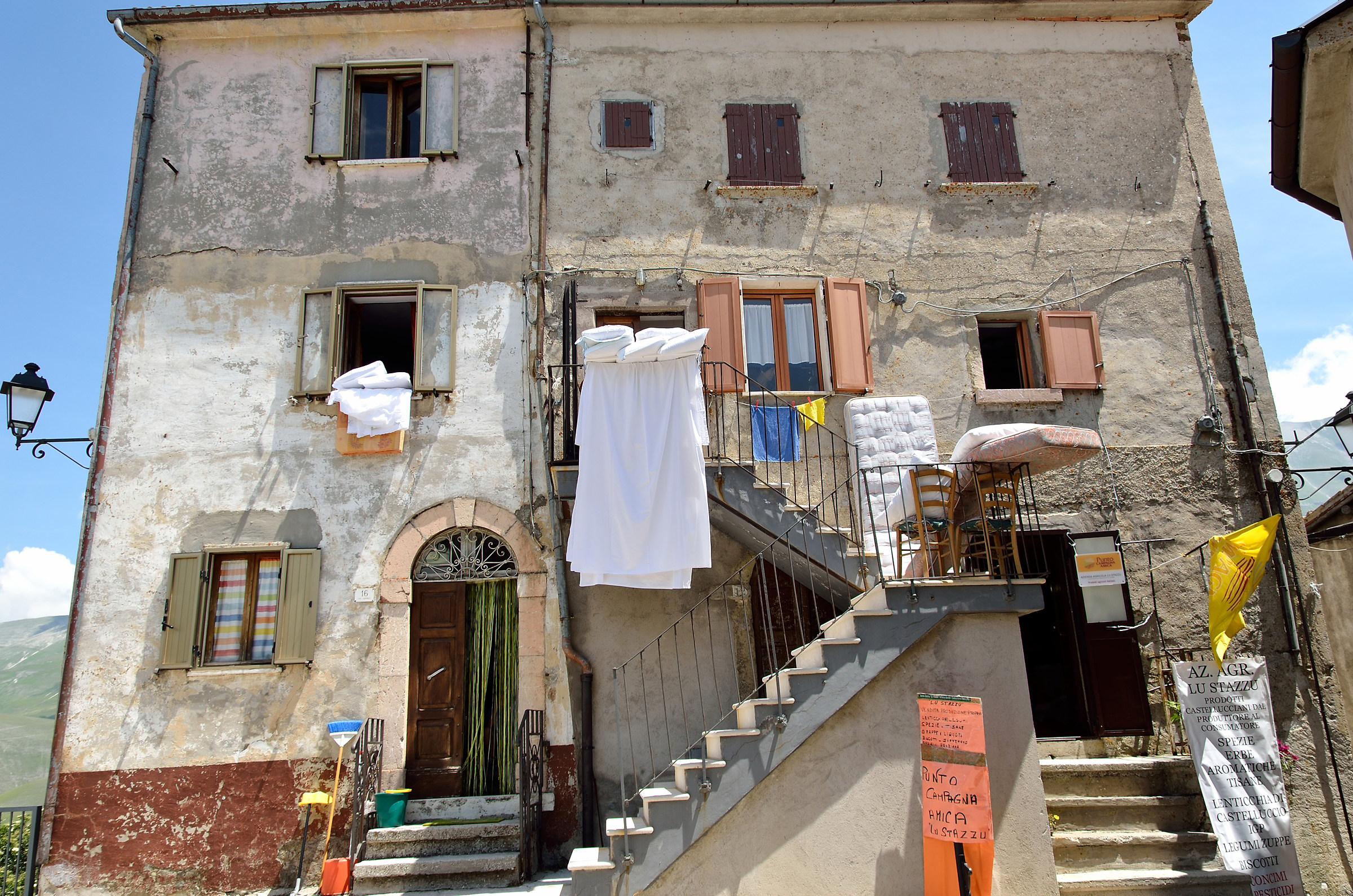Condominio - Castelluccio di Norcia...