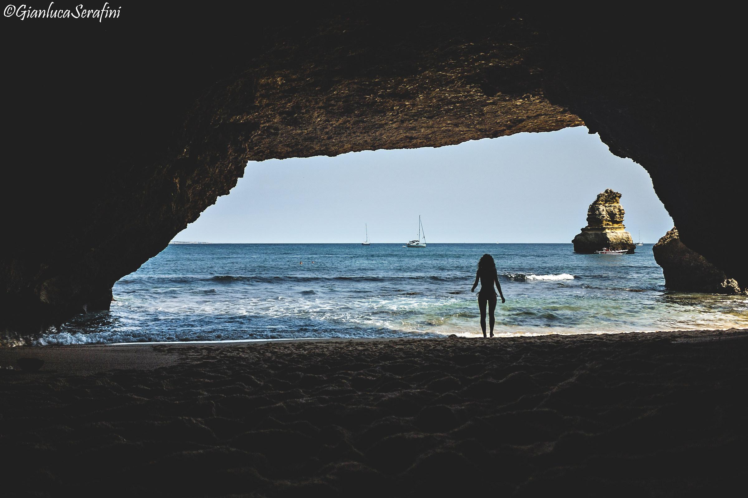 Portuguese caves....
