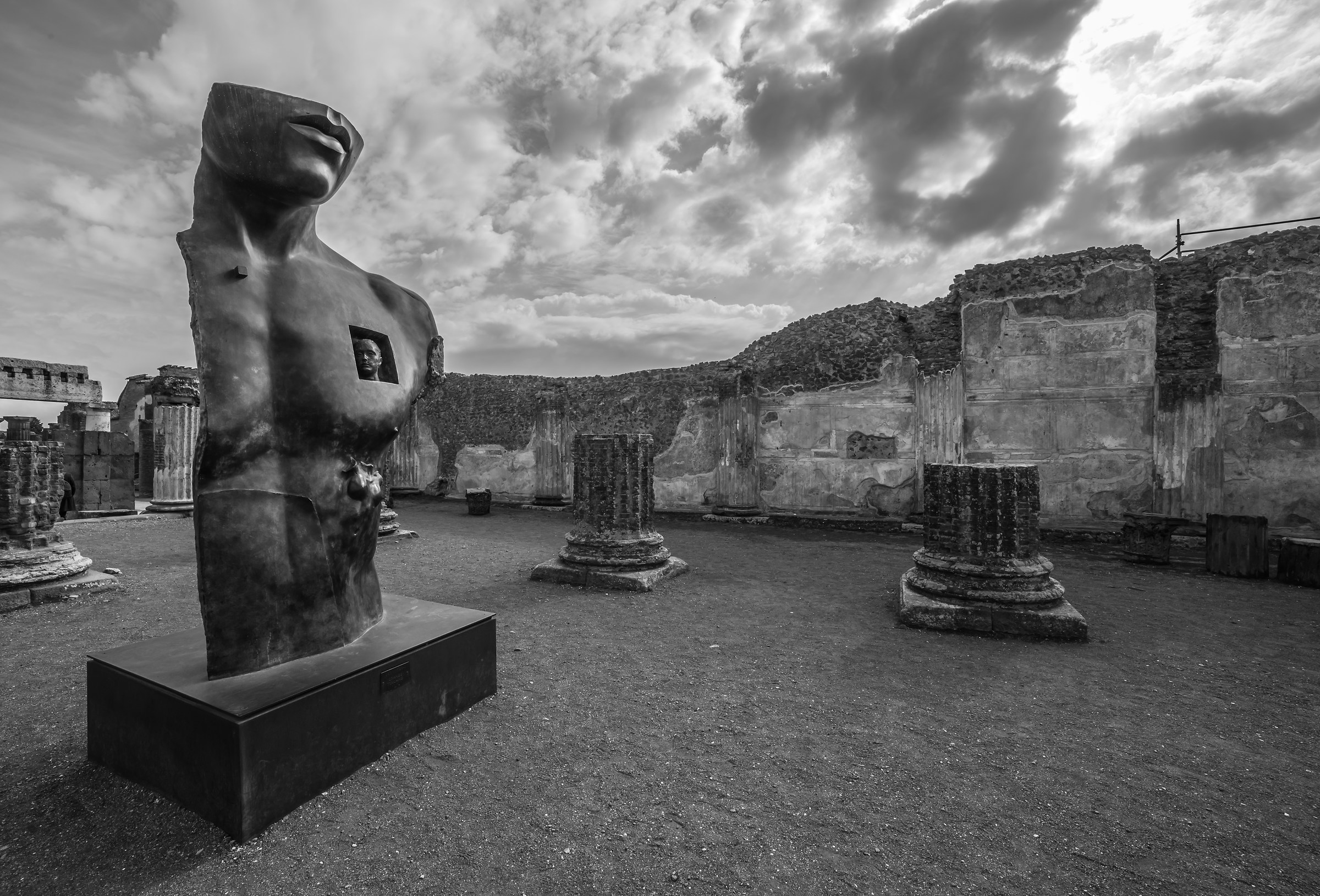 Pompeii...