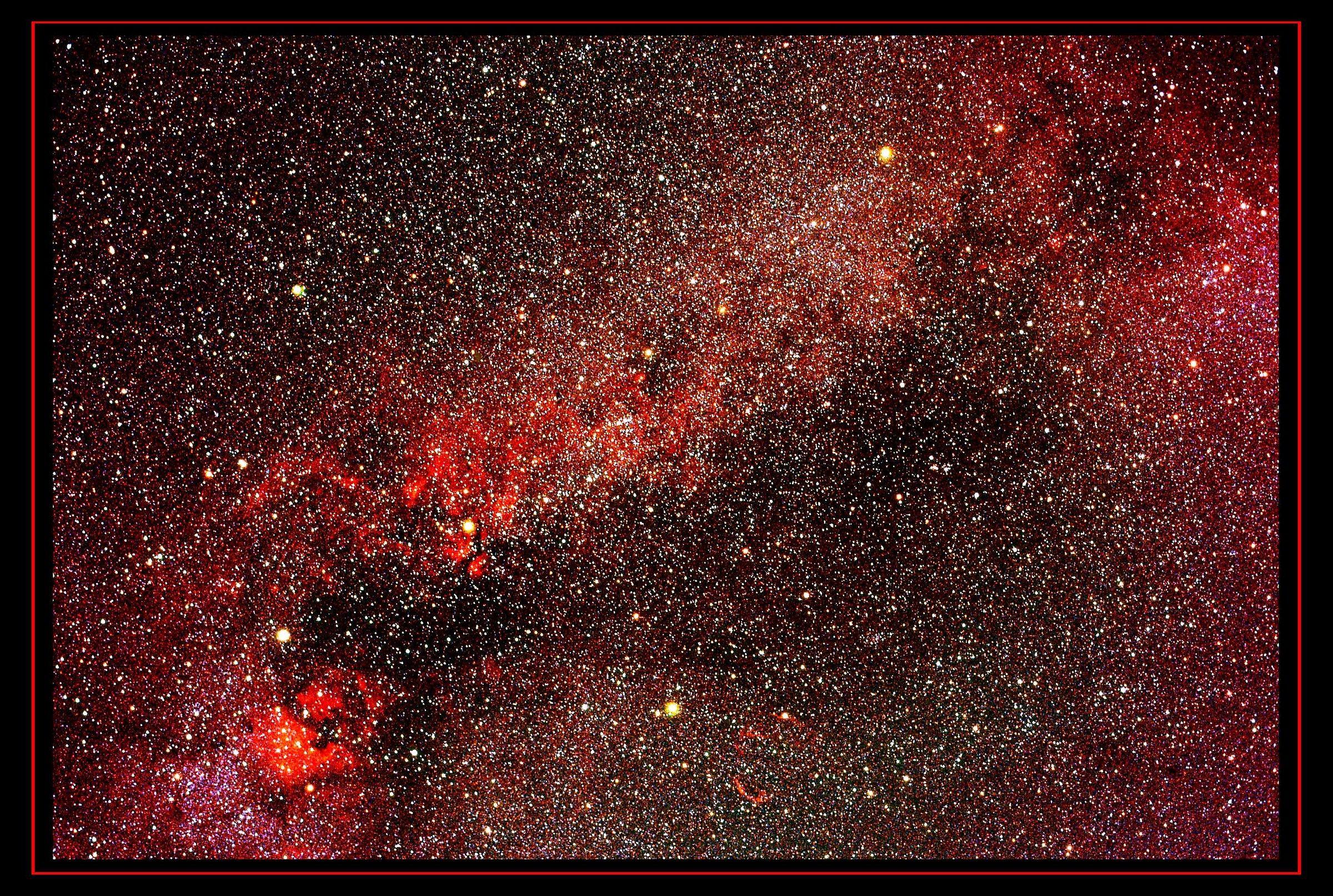 Cygnus...