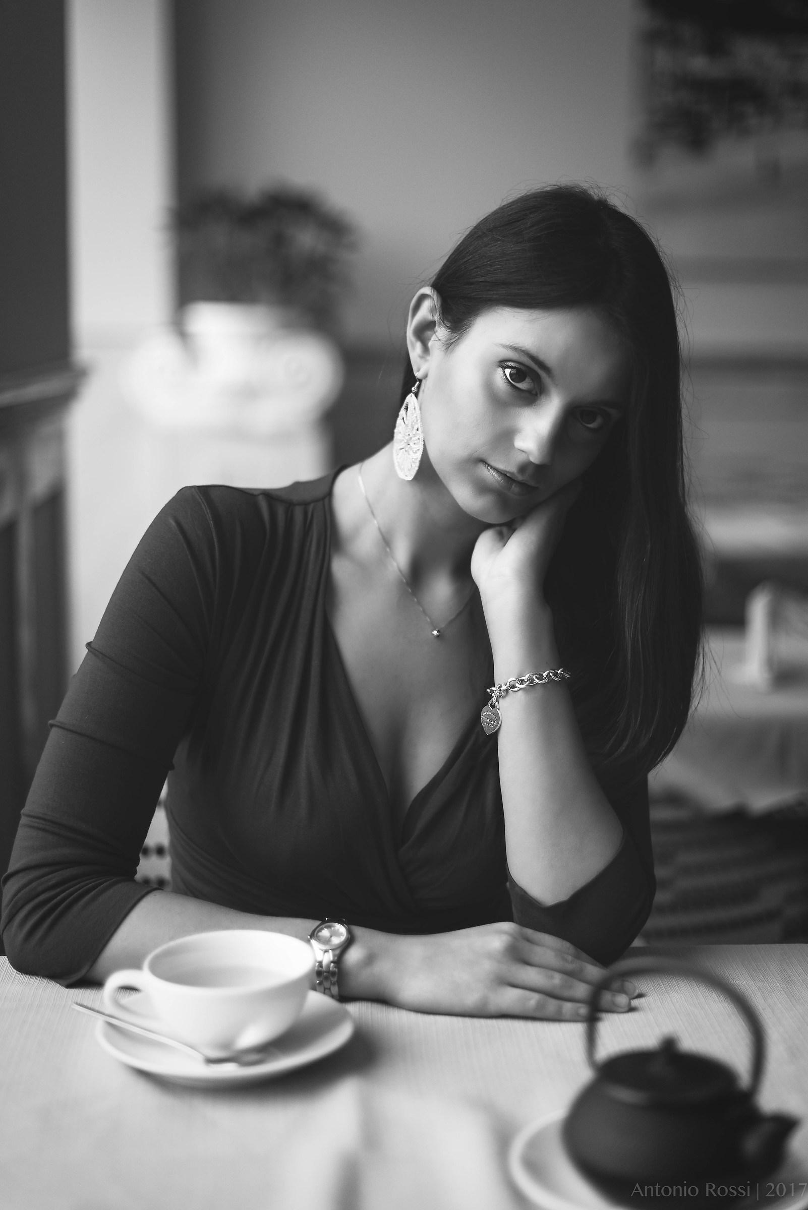 A cup of tea in Como...