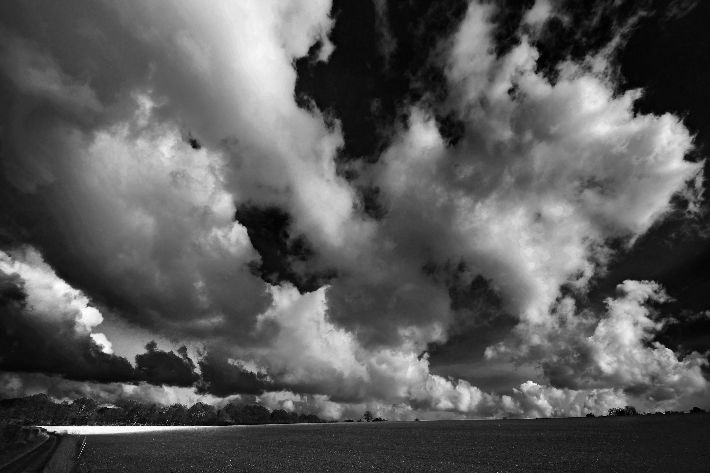 In Inghilterra, avremo sempre Nuvole...