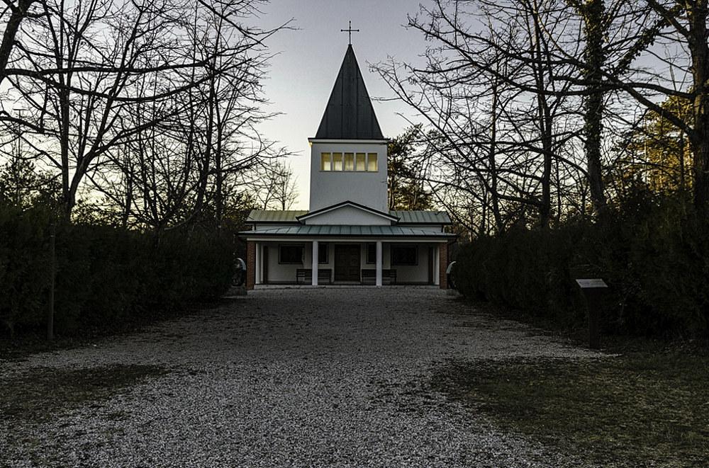 Church Della Madonnina - Isle Of The Dead...