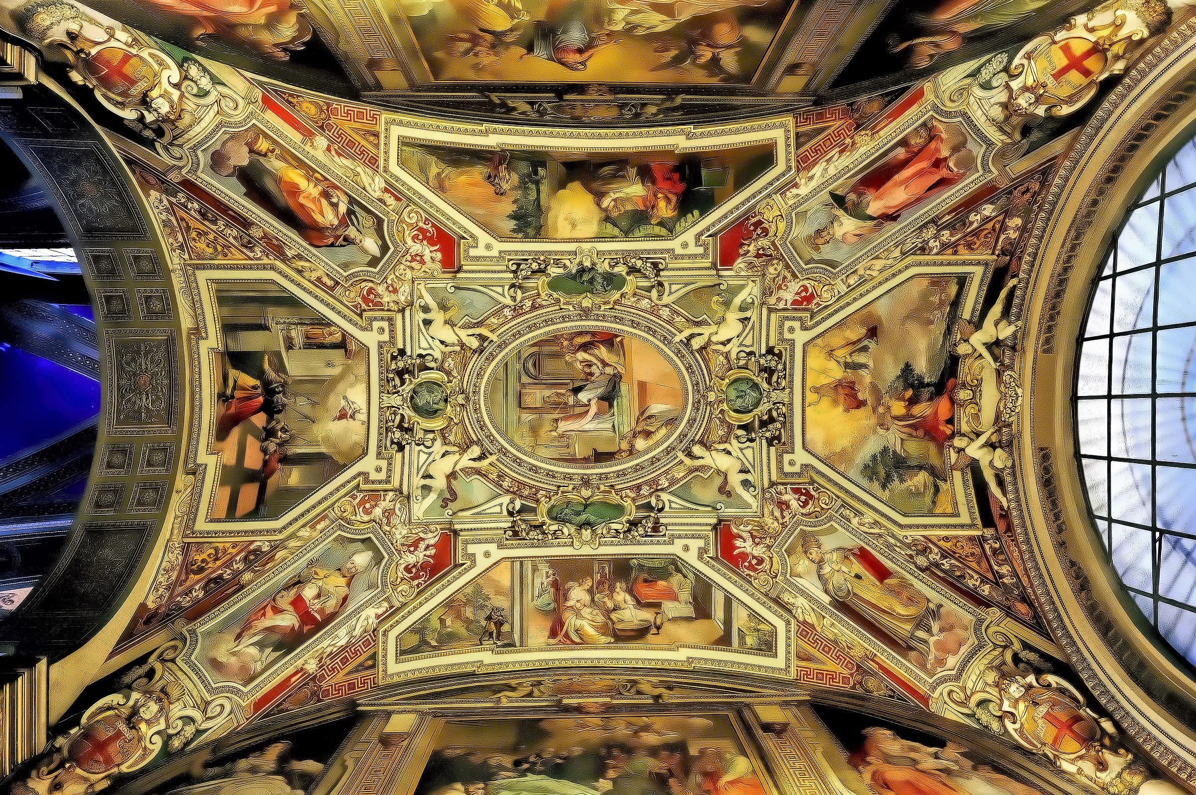 Piccola volta basilica S. Agostino...