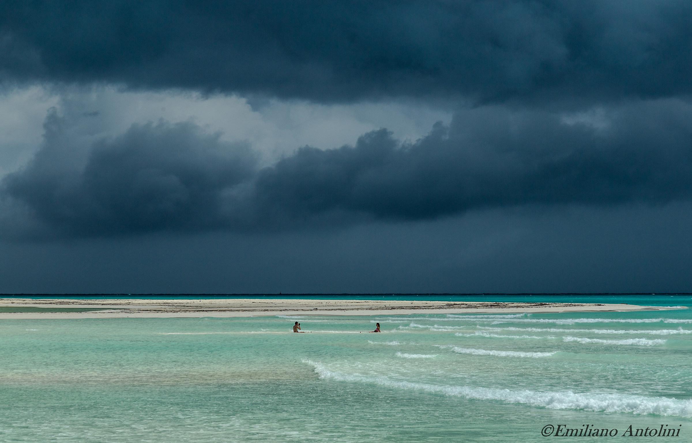Playa paraiso...