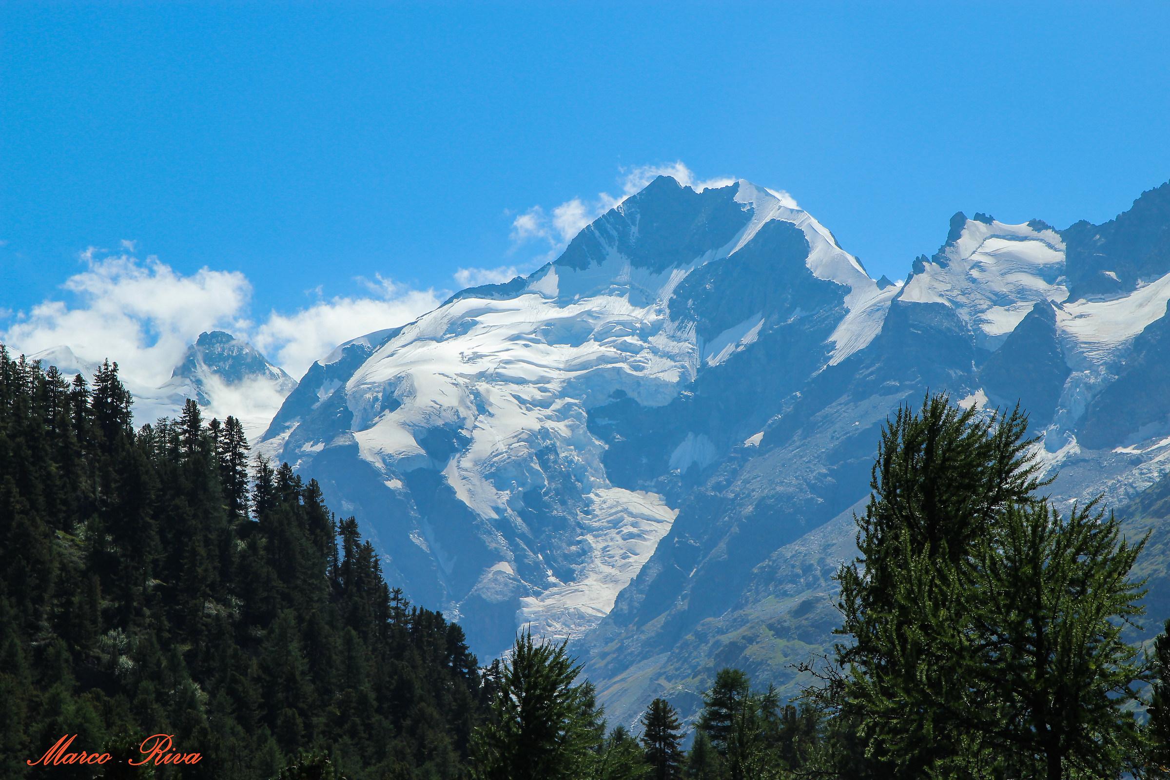 Alps...