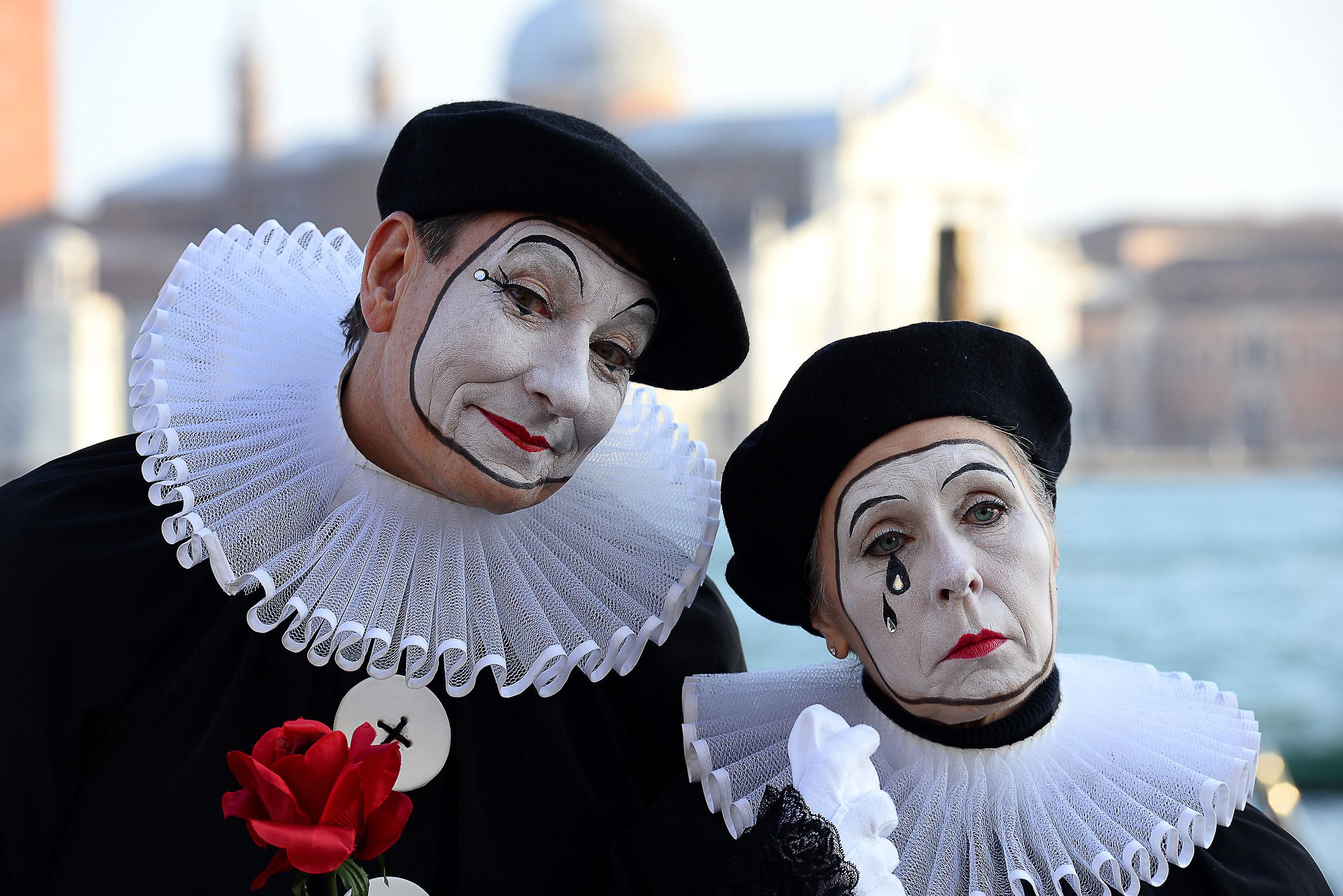Carnevale di Venezia...