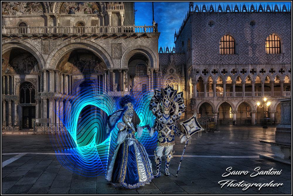 L'ora blu Venezia 2017...