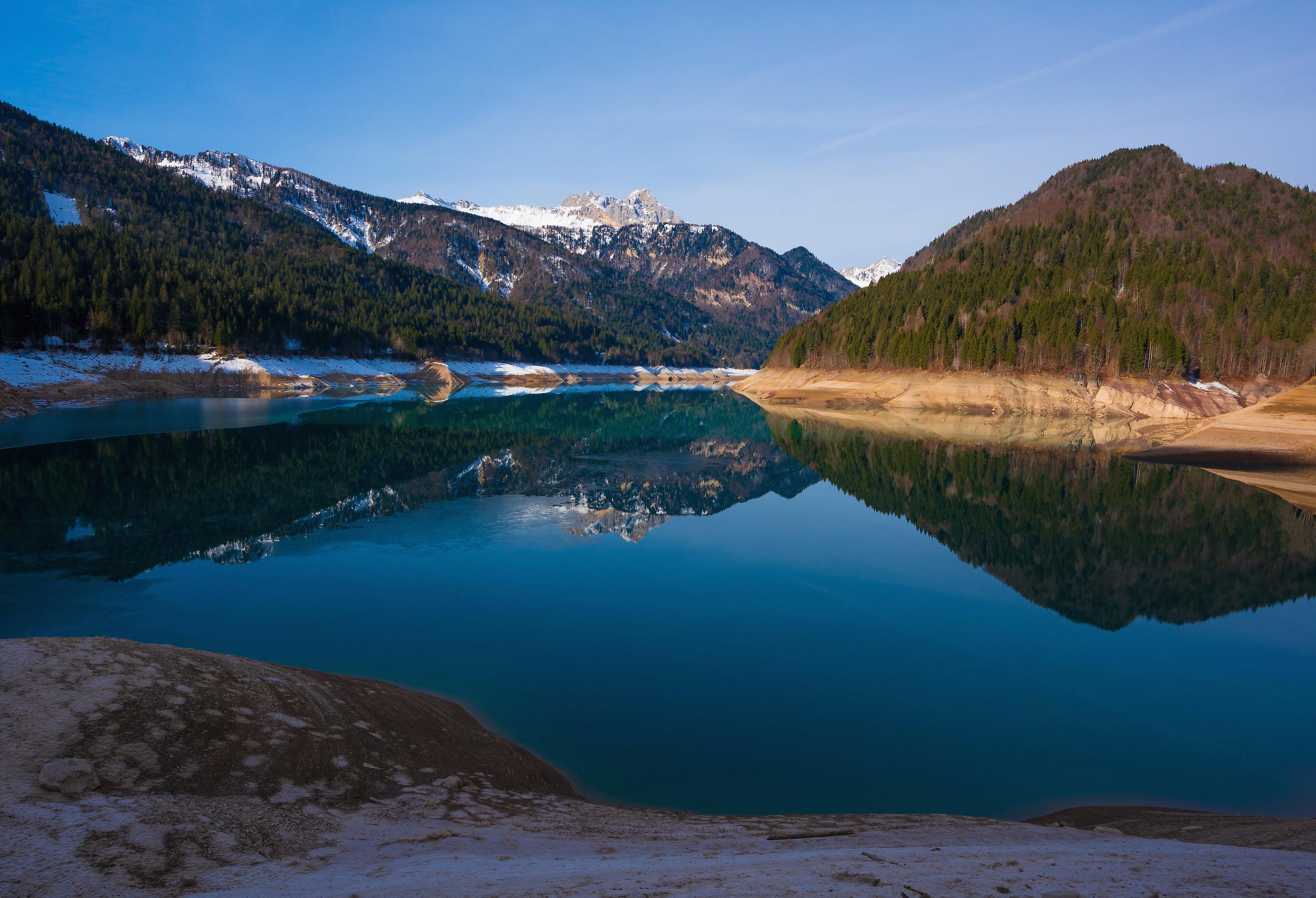 Lago di Sauris...