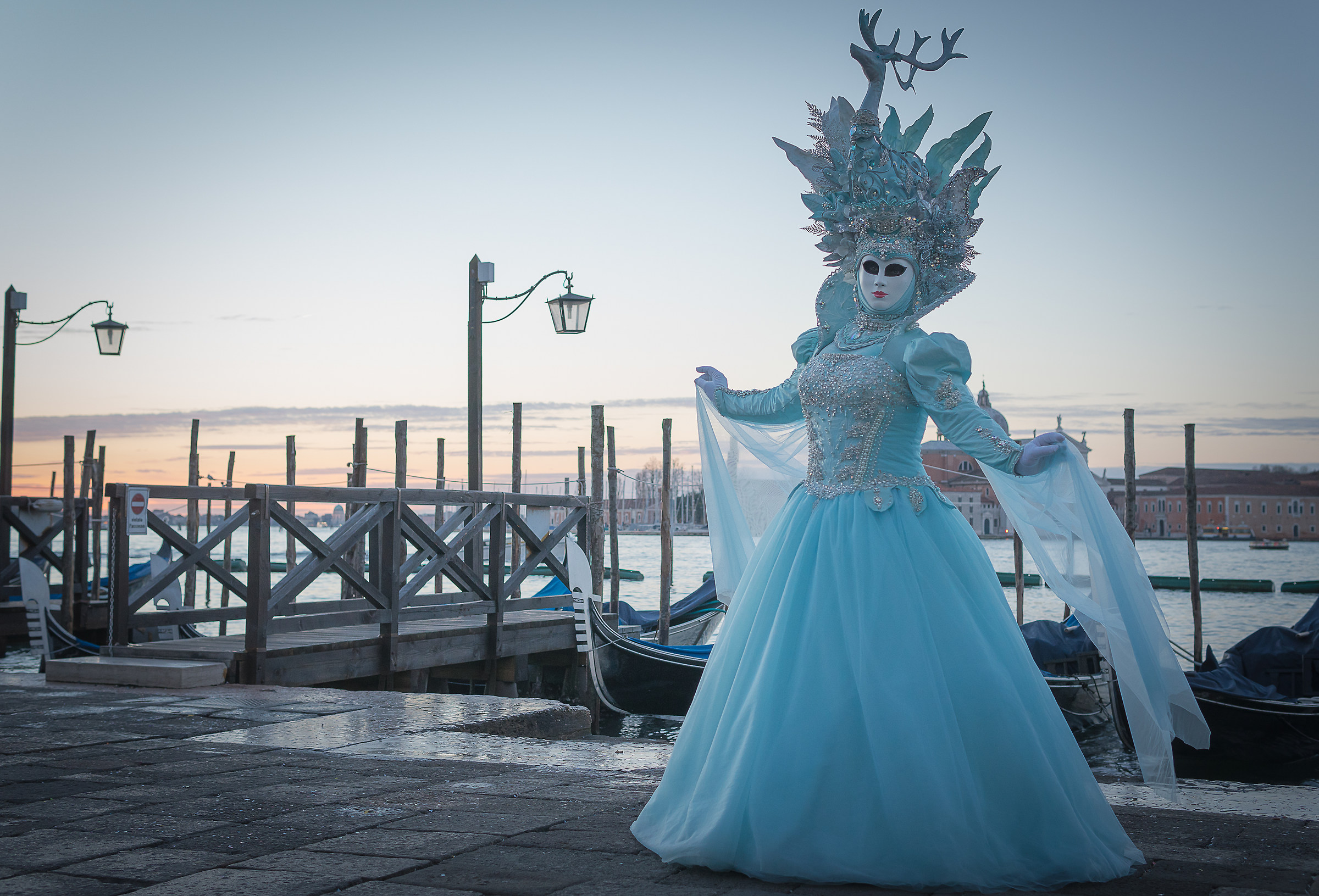 Venetian carnival 1...