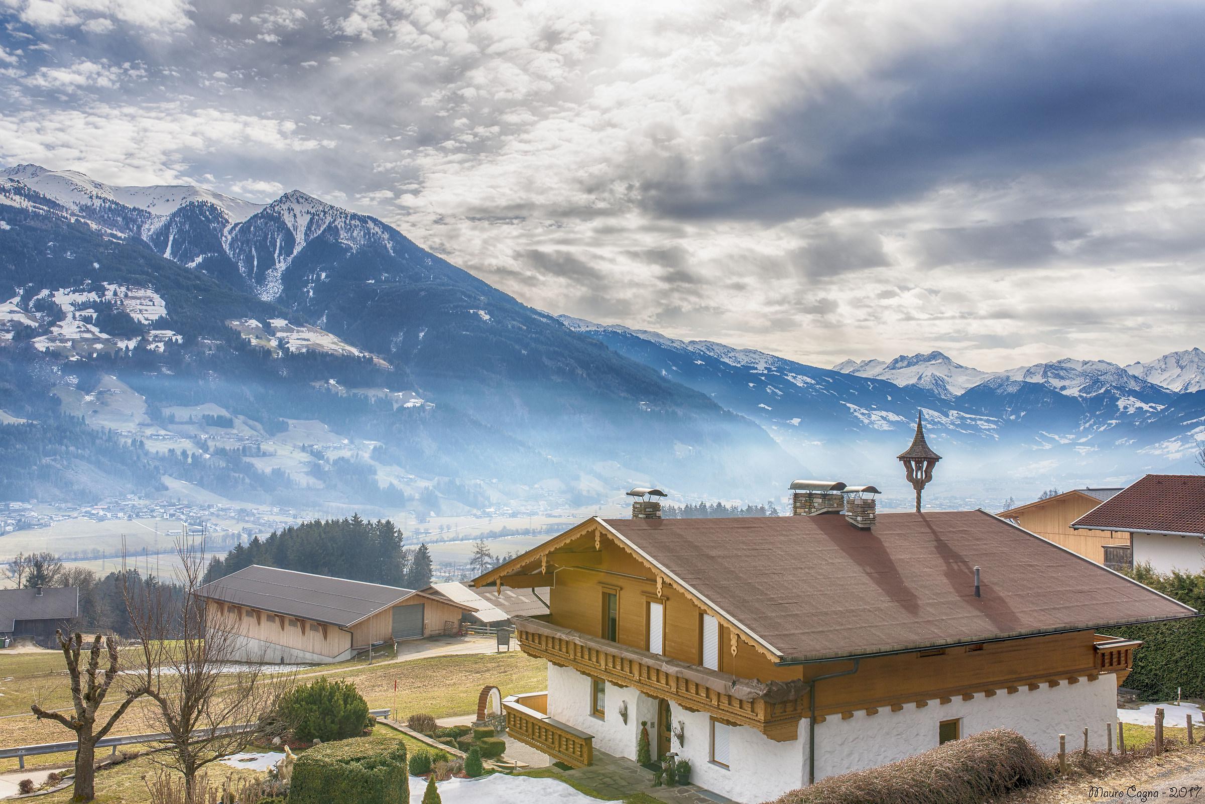 Valle dello Zillertal, Tirolo (Austria) #2...