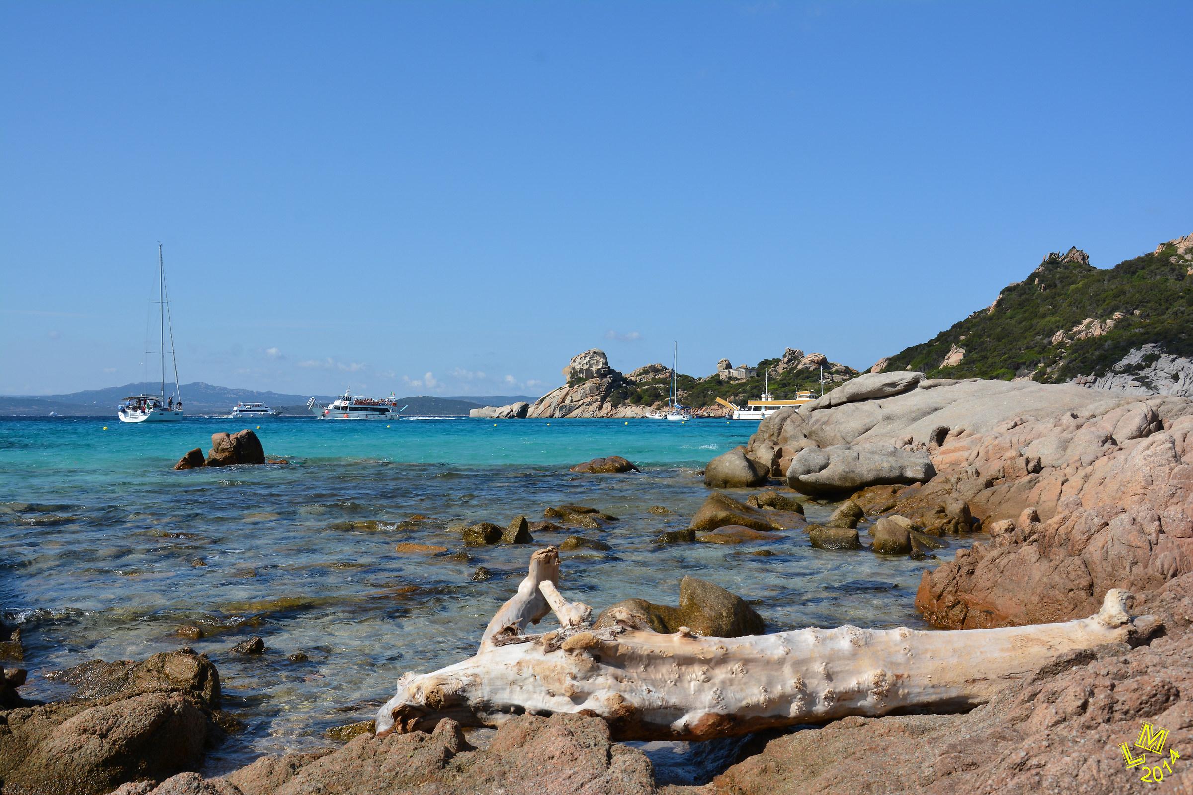 Archipelago de La Maddalena - Spread...