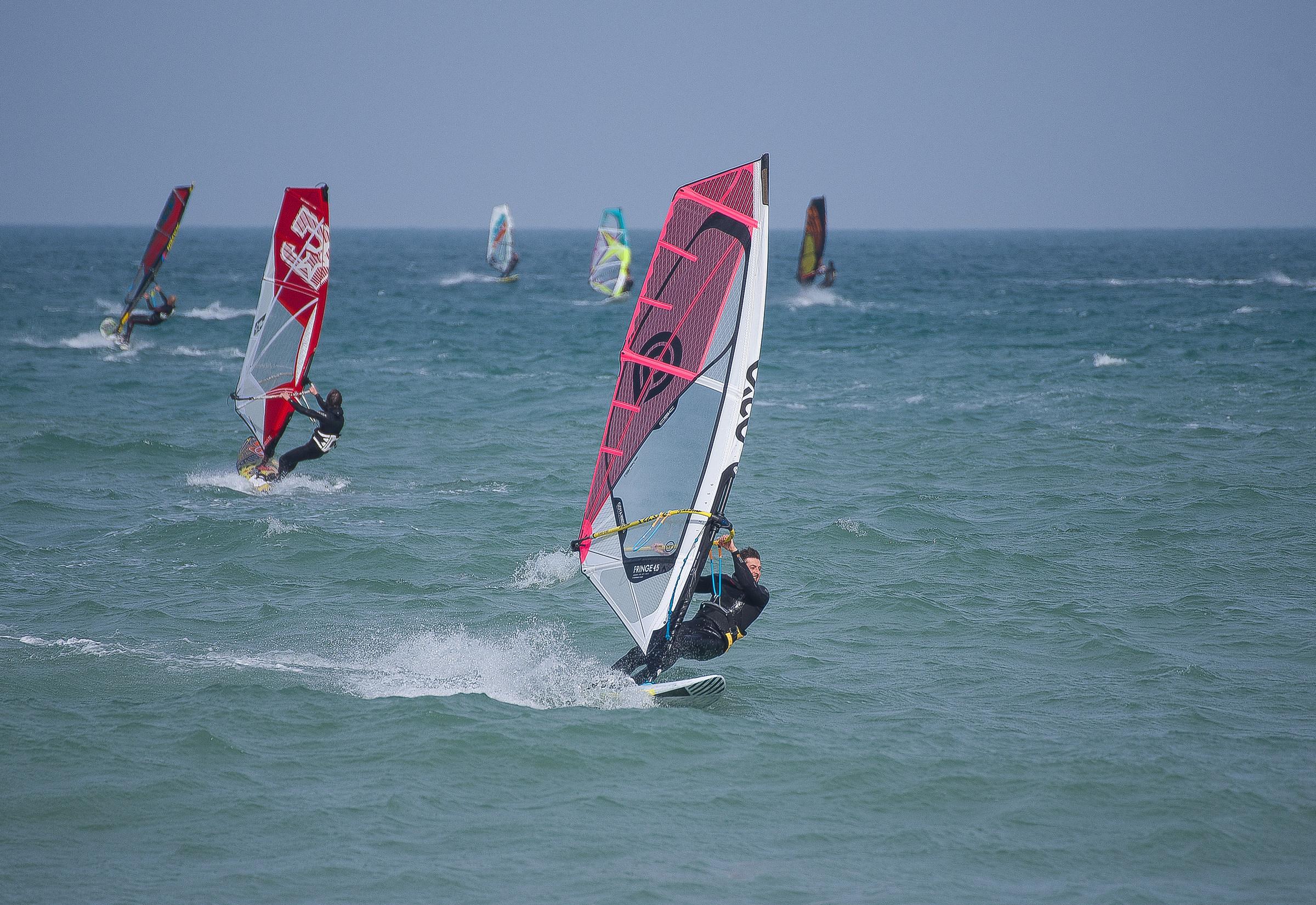 Windsurf...