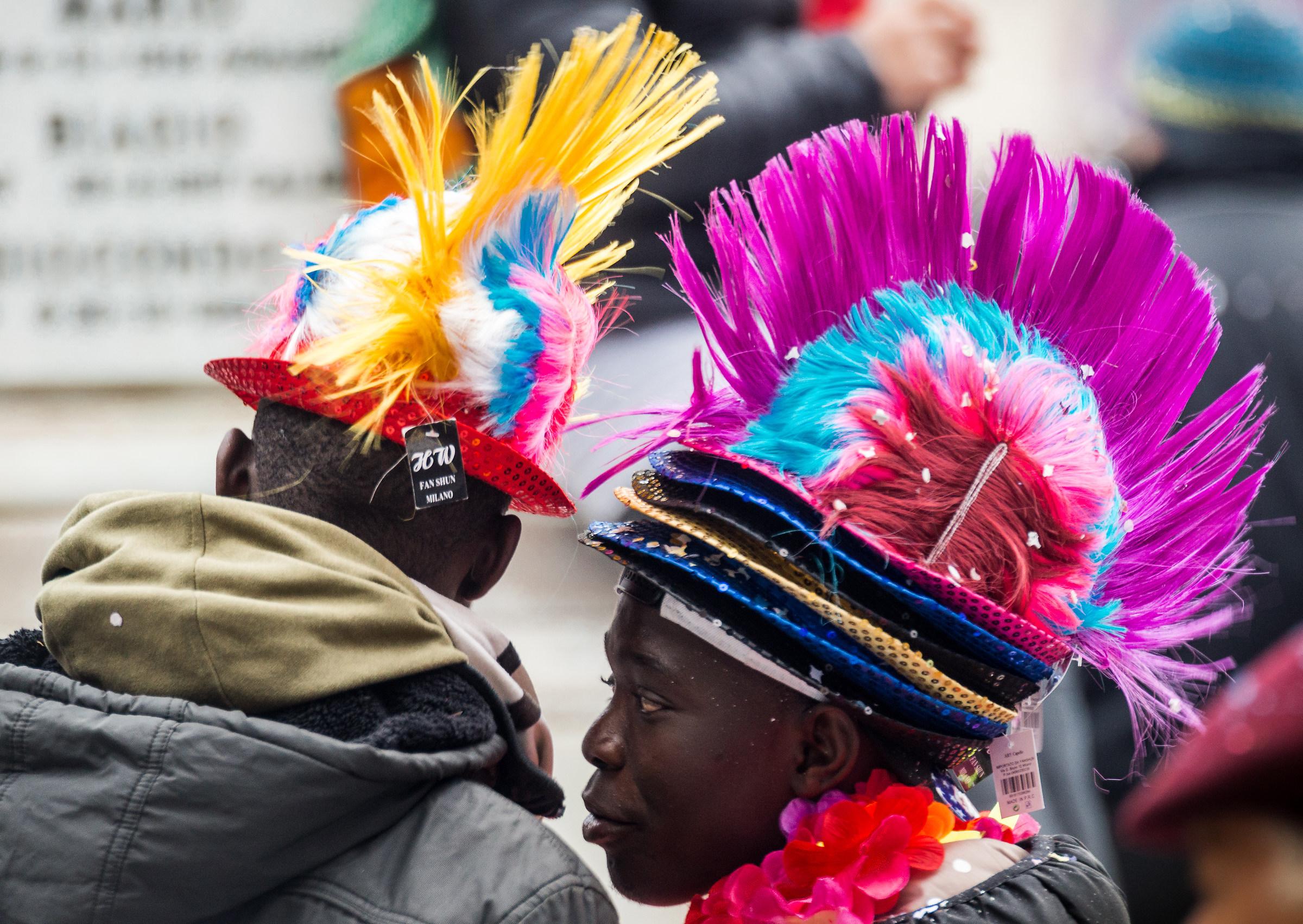 Carnival multicolor...