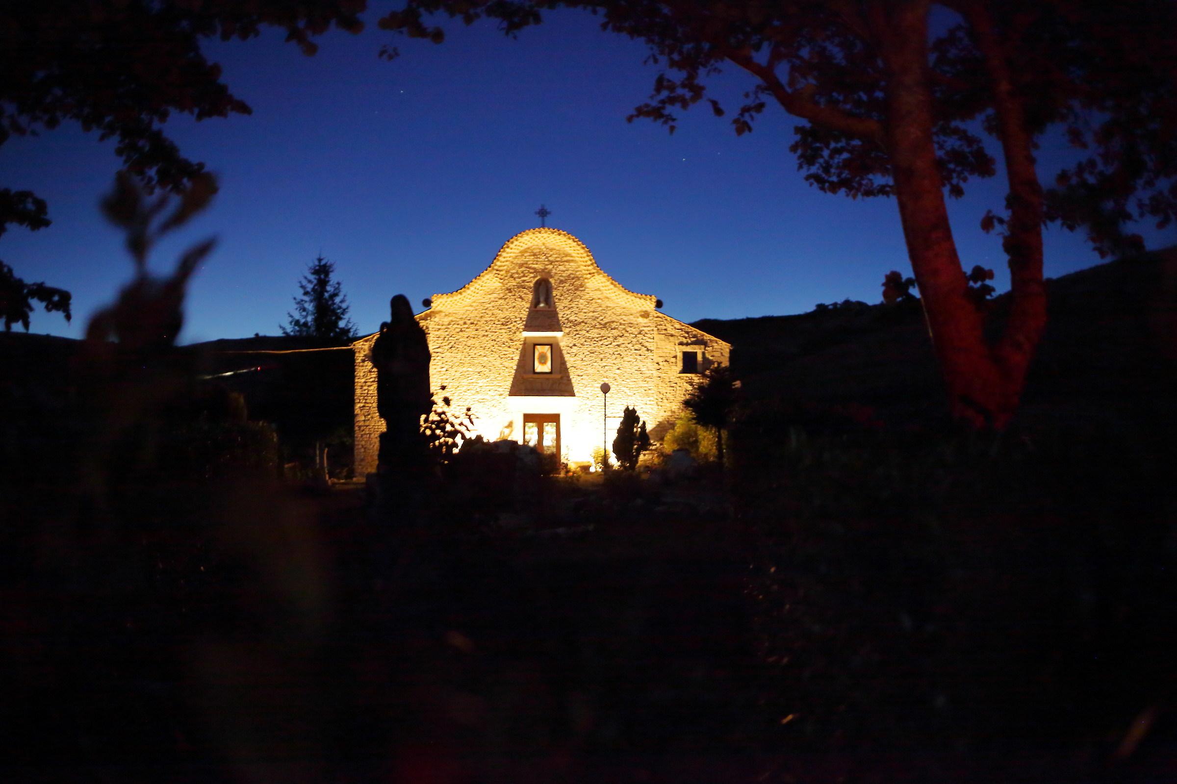 Hermitage of Sant'Egidio...