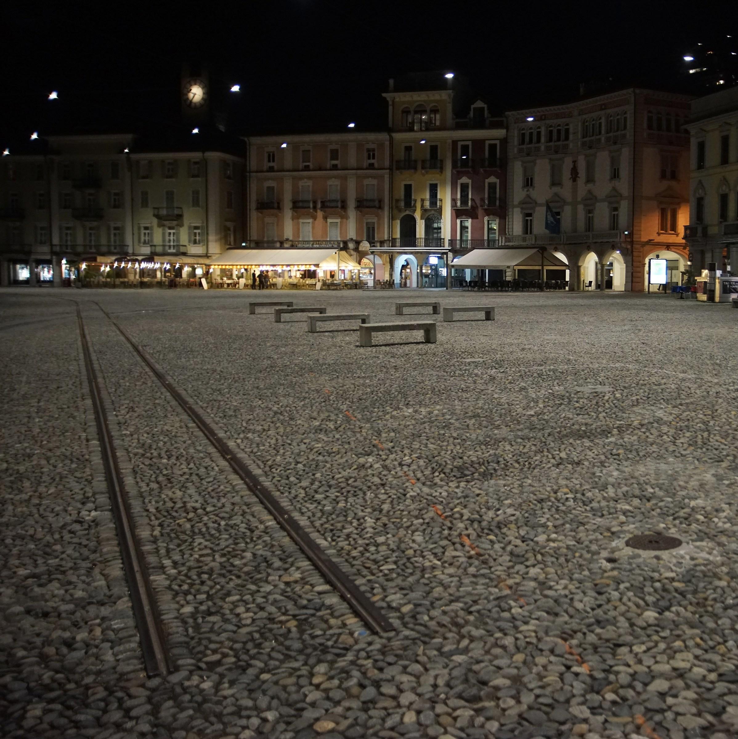 Terminus! / Piazza Grande, Locarno CH...