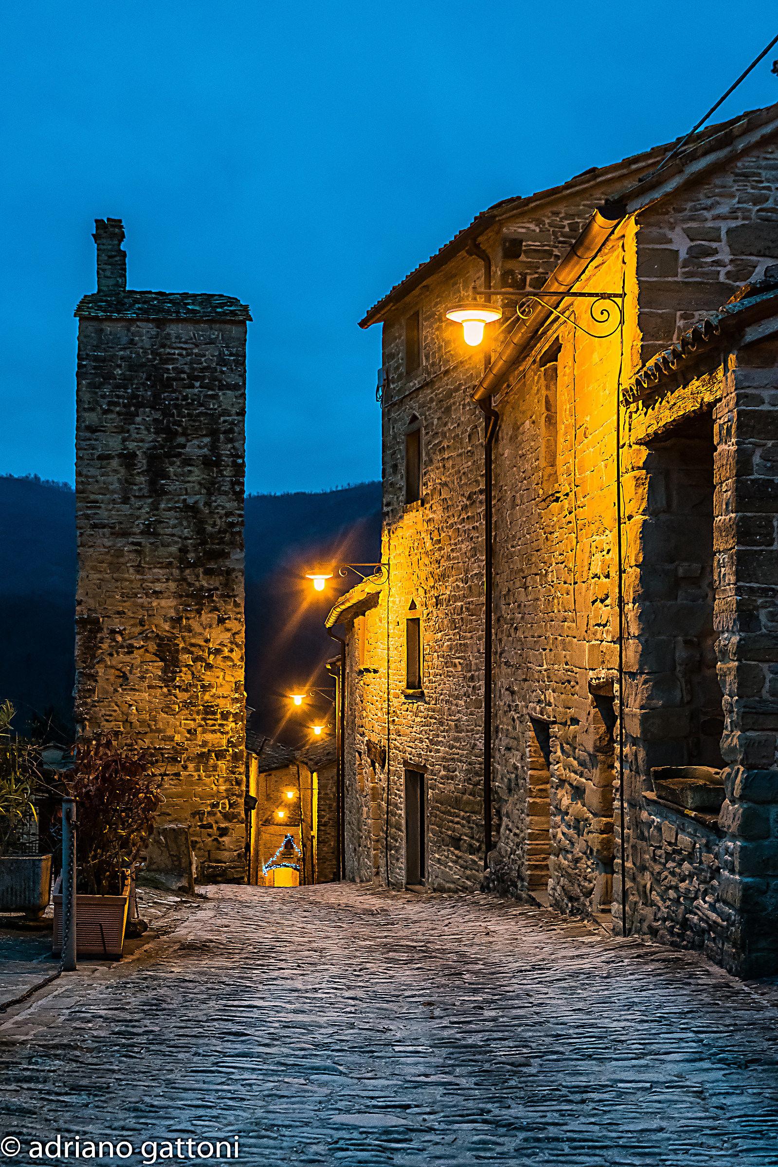 A pearl of our region: Castello della Pieve...