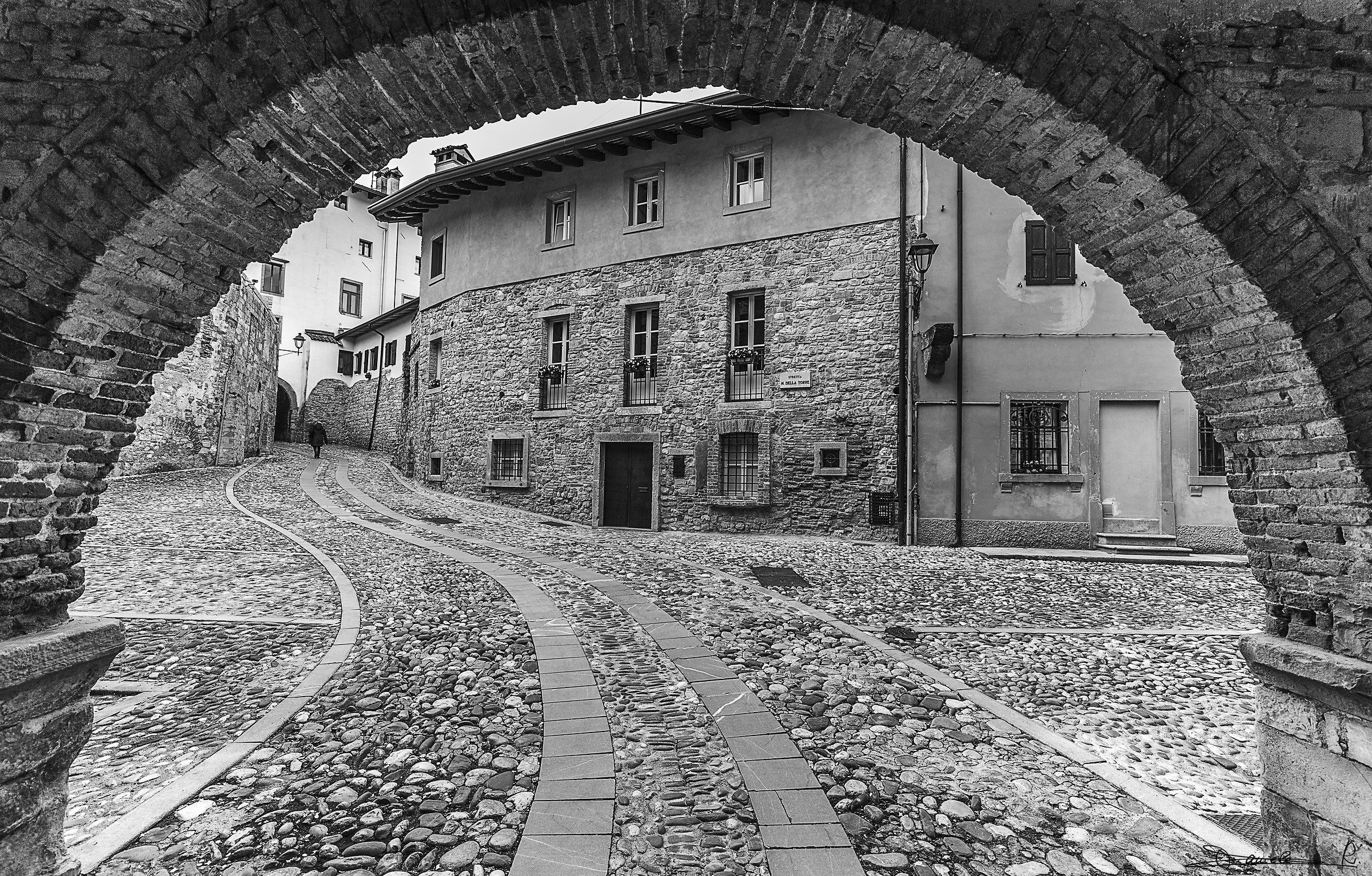 Cividale del Friuli (centro storico)...