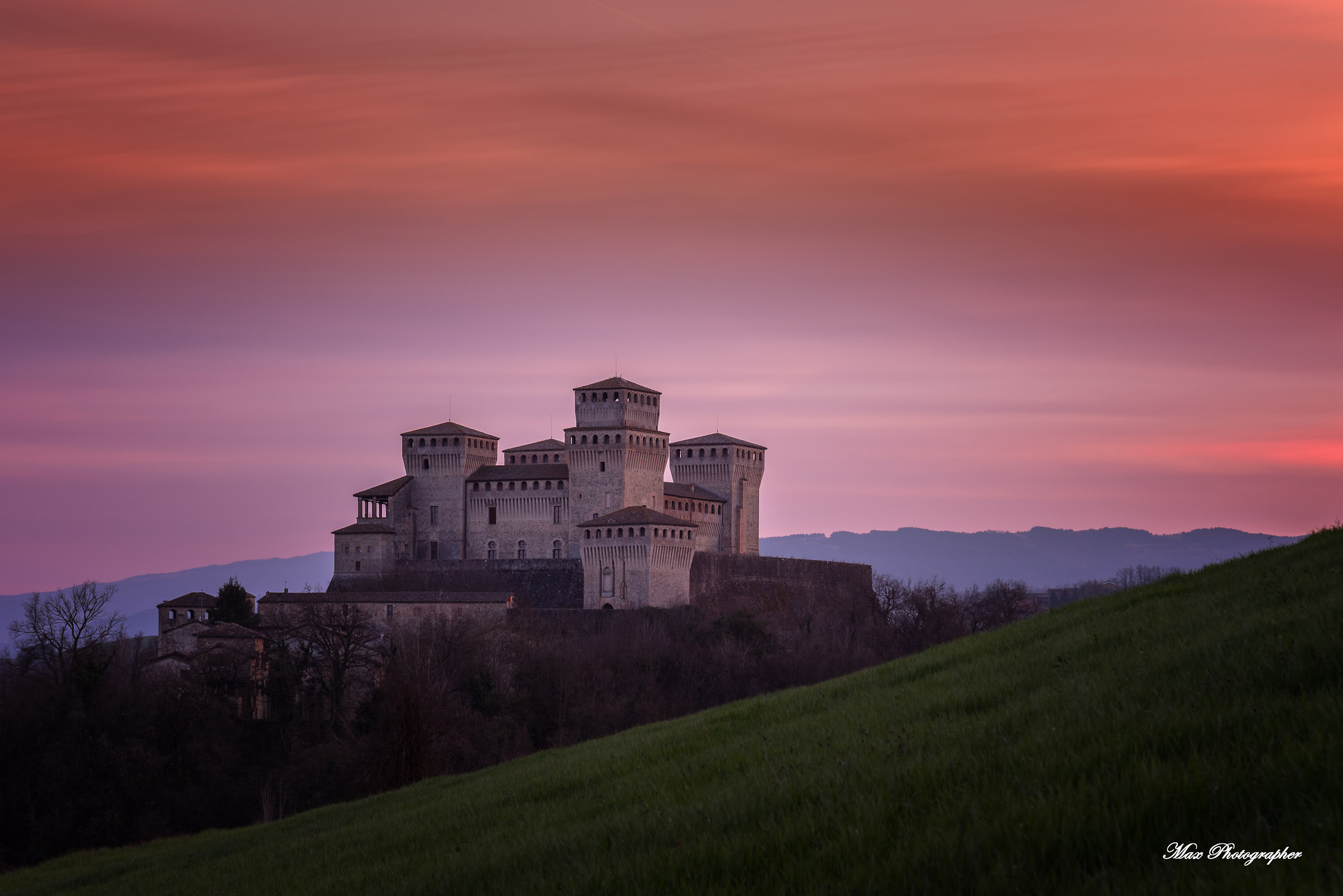 Castle Torrechiara (PR)...